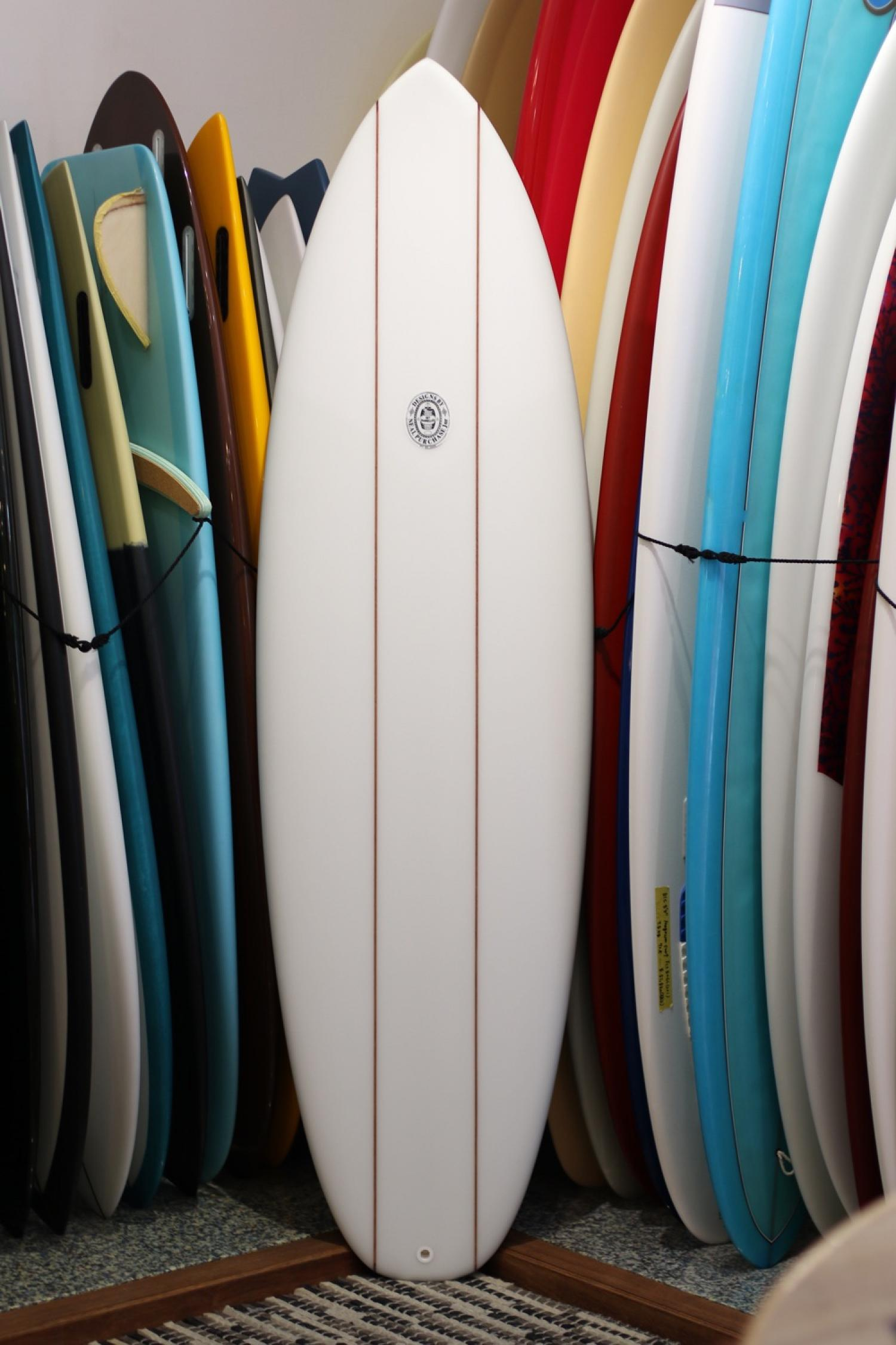 DUO 6.2 [Neal Purchase Jnr Surfboards]
