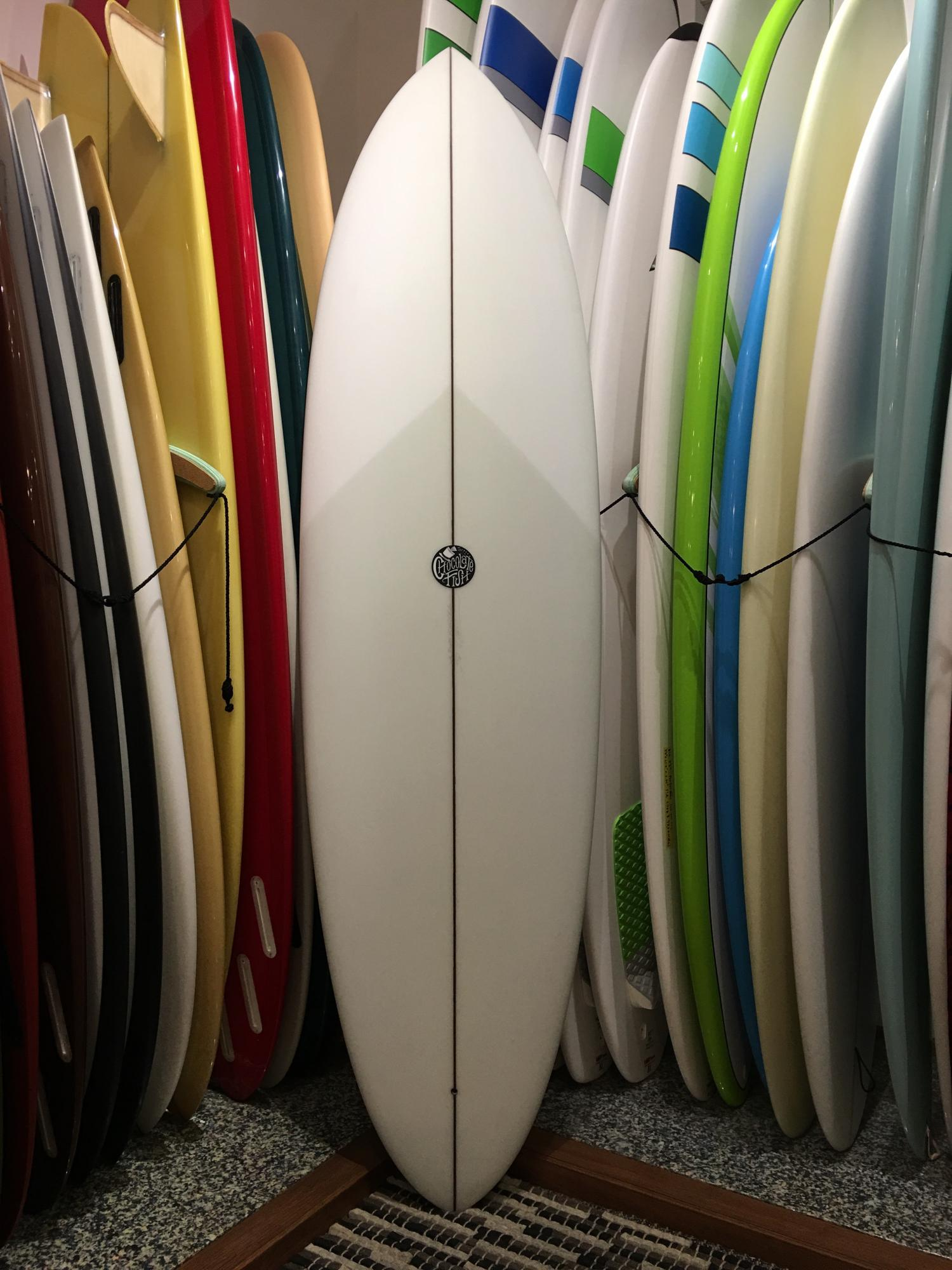Chocolate Fish Surfboards Mini Pelican 6.8 A様