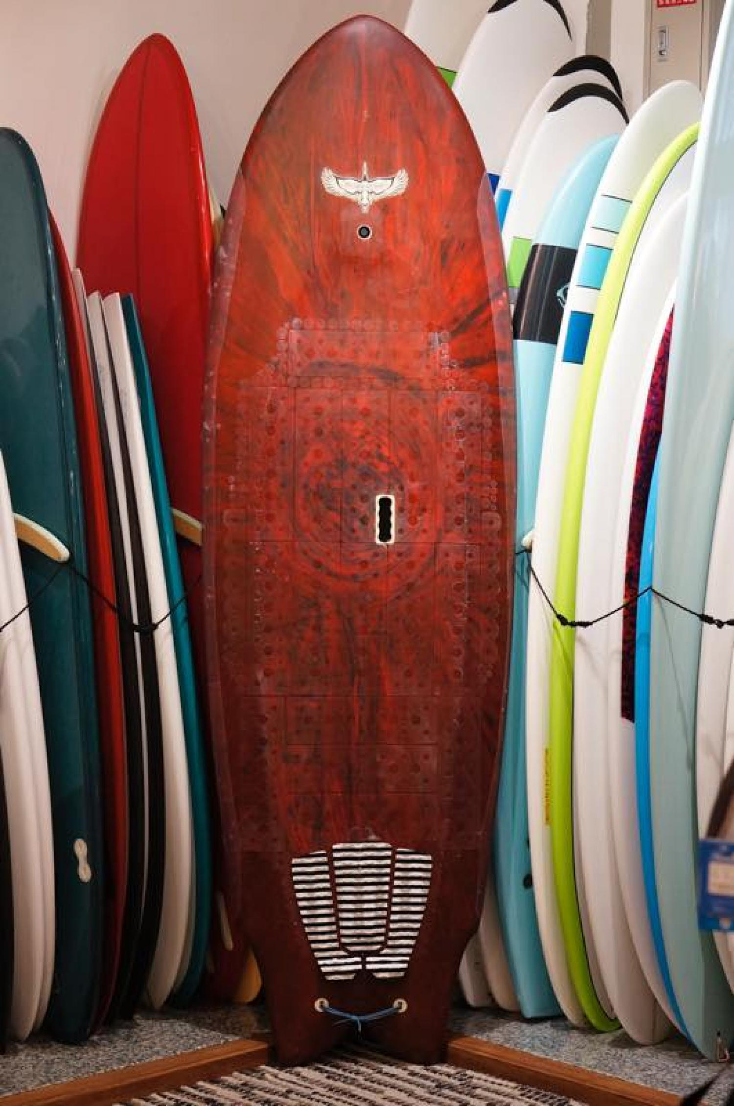 USED BOARDS ( RMD SUP TWBU 8.0 )