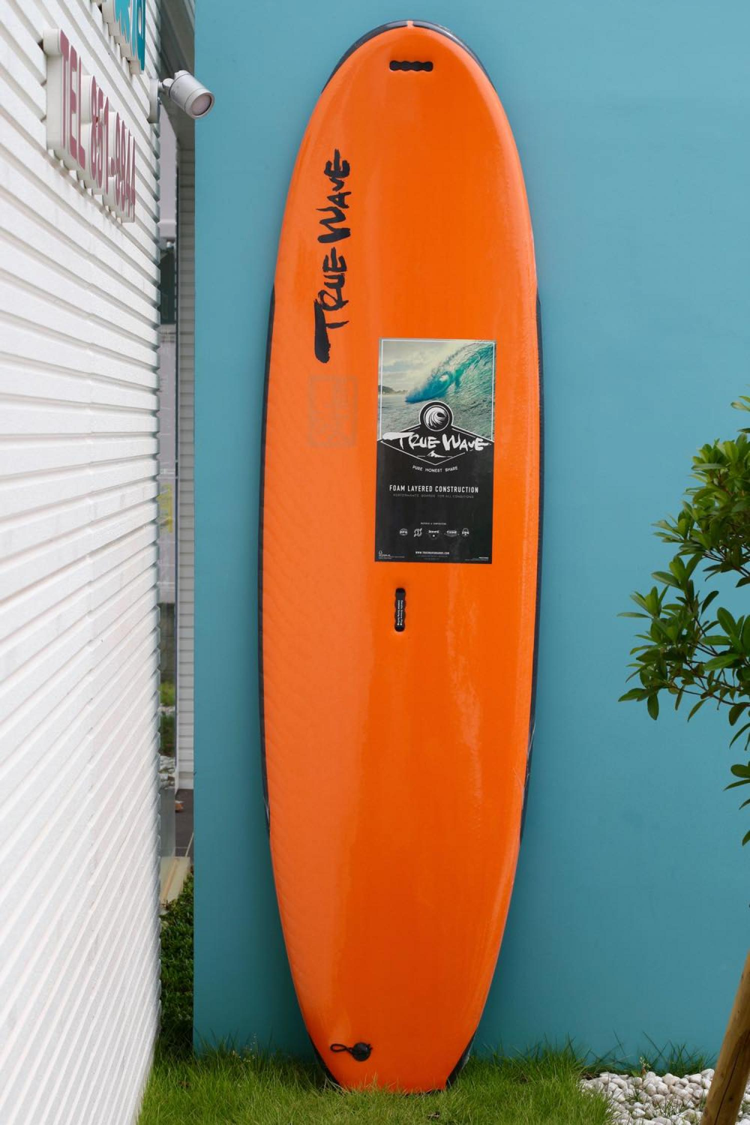 TRUE WAVE CROSS OVER and SUP 7.0 Orange  全国送料無料