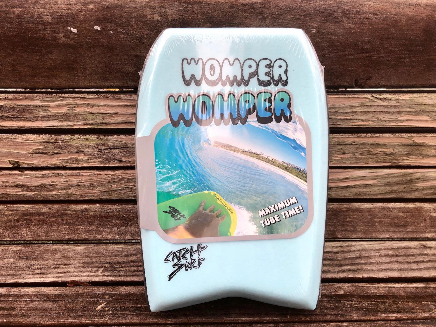 THE WOMPER BODY SURF JAMIE OBRIEN PRO