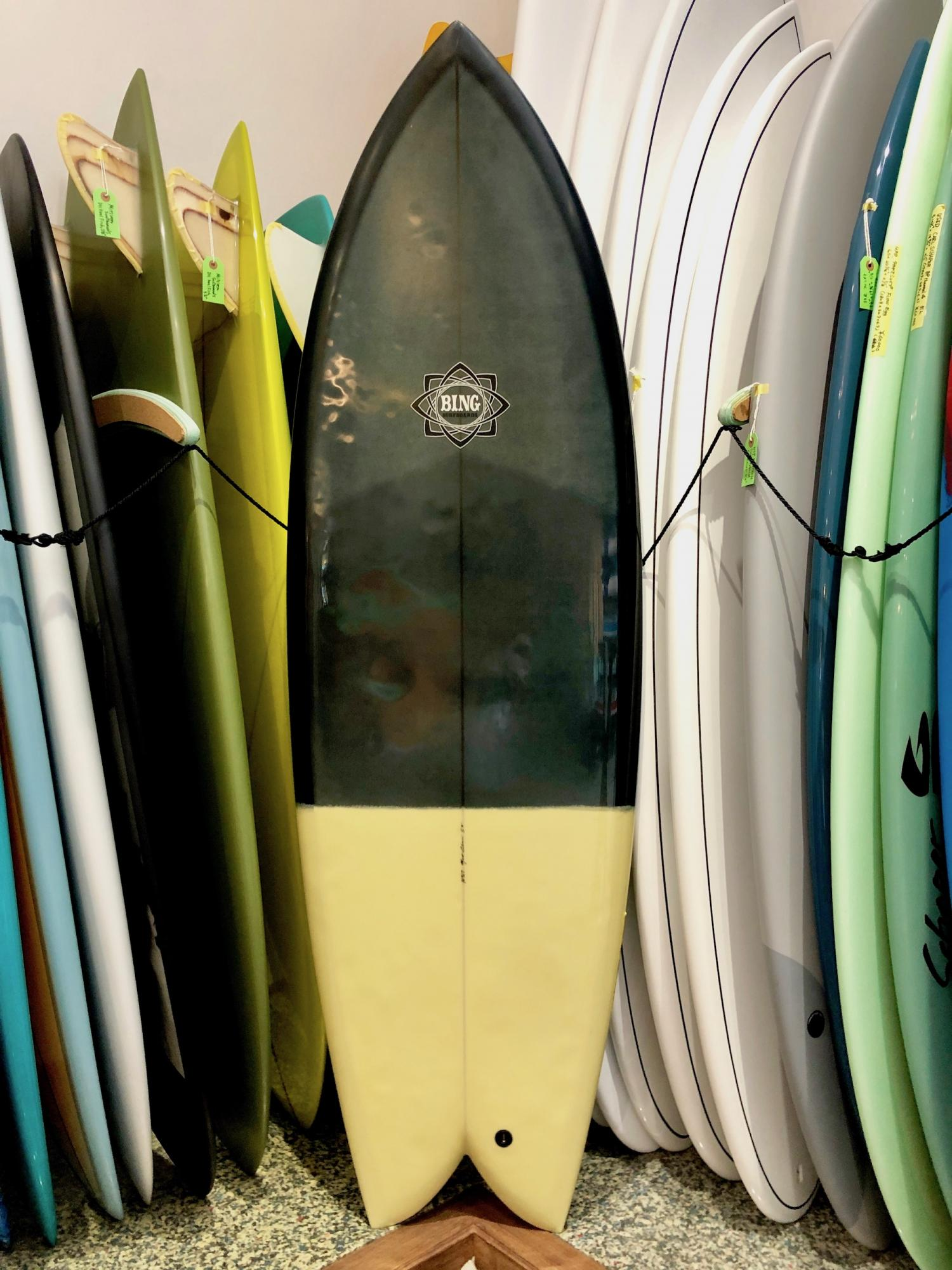 USED BOARDS (BingSUN FISH 5.6)