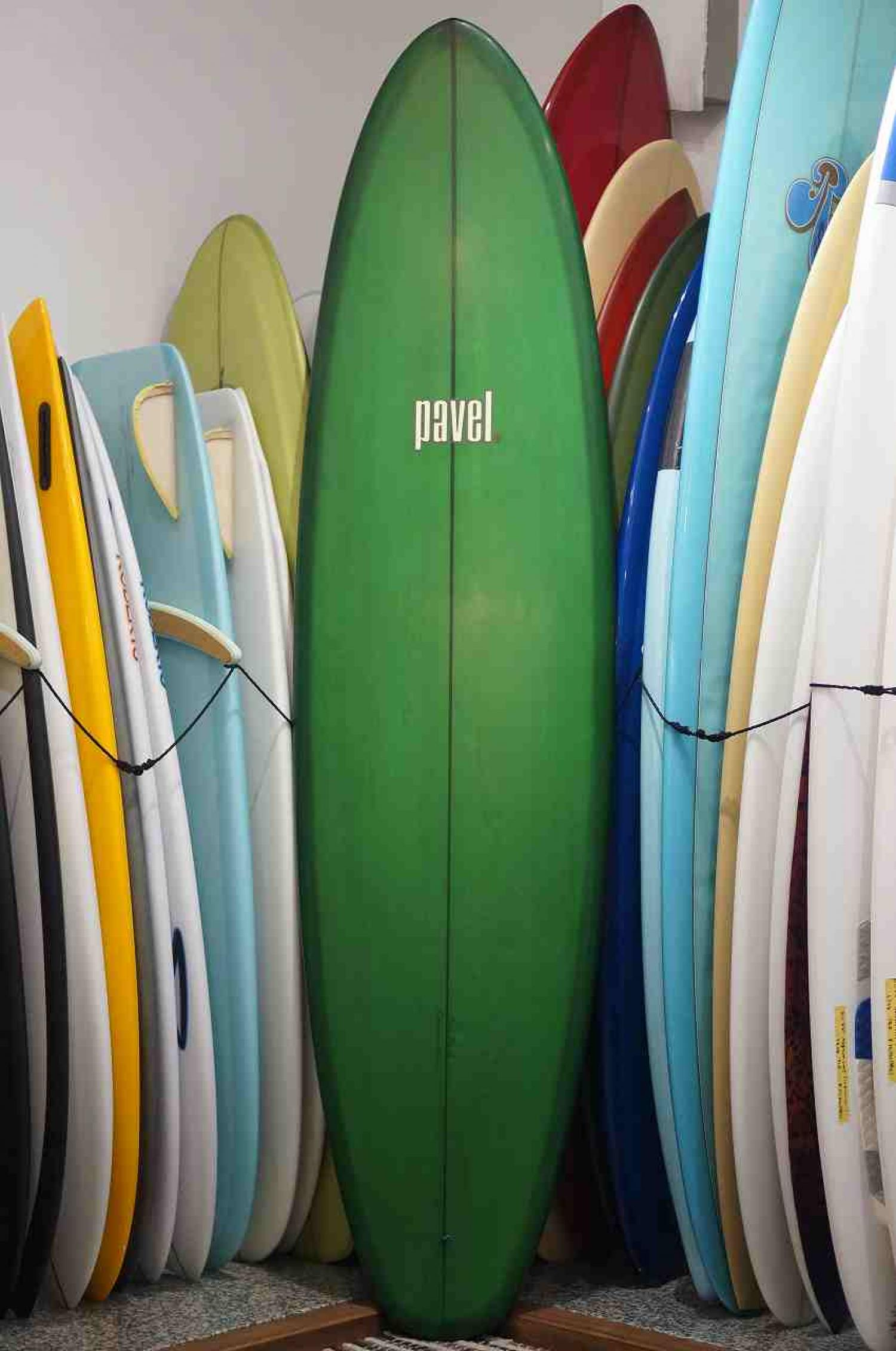 USED BOARDS ( Rich Pavel Easy wider 7.8 )
