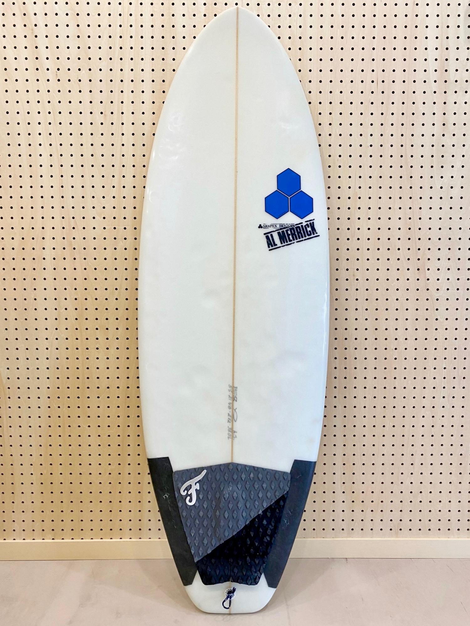 USED BOARDS (Channel Islands Fishcuit  5.4)
