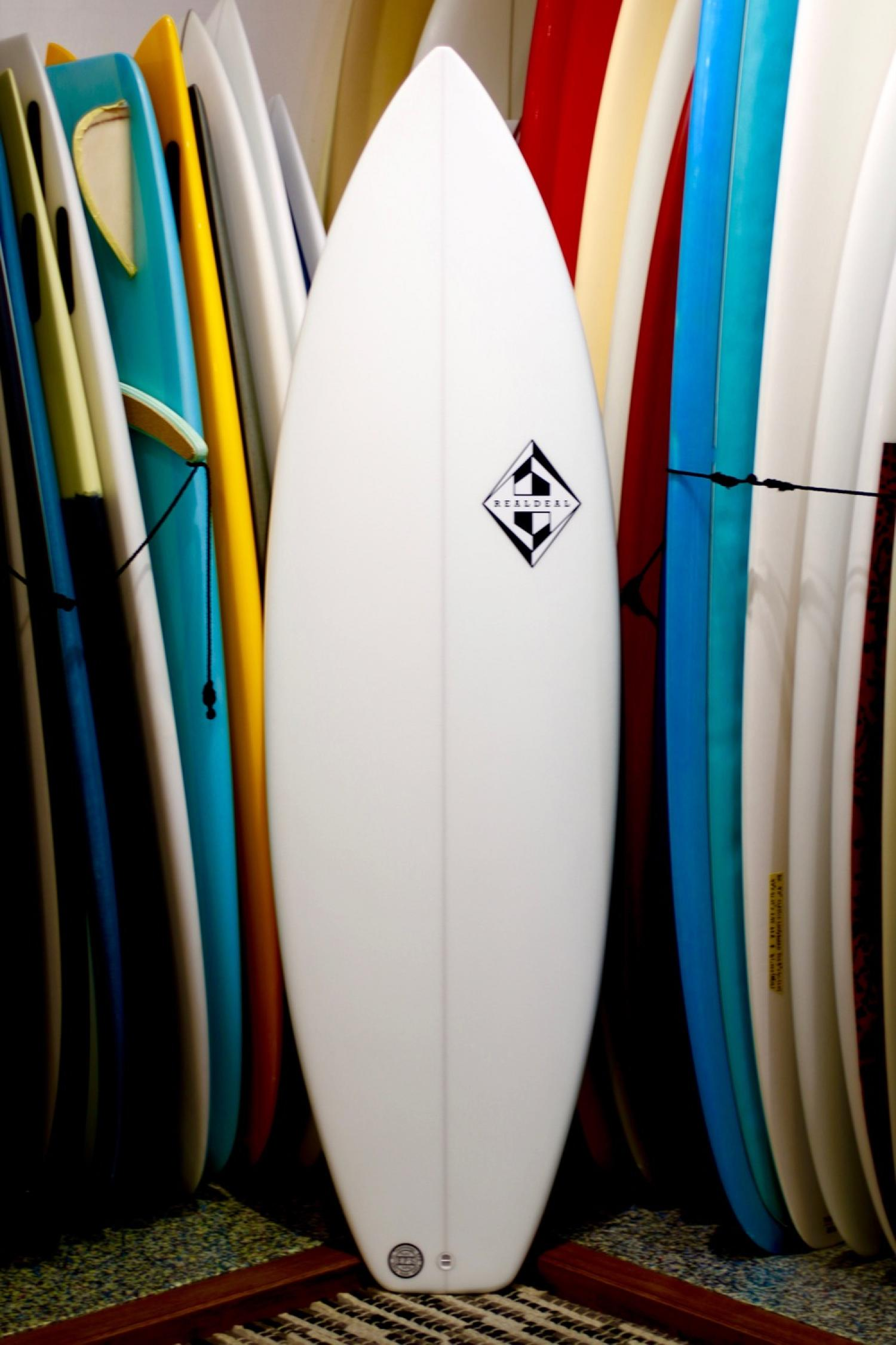 6.0 ATW Real deal surf design