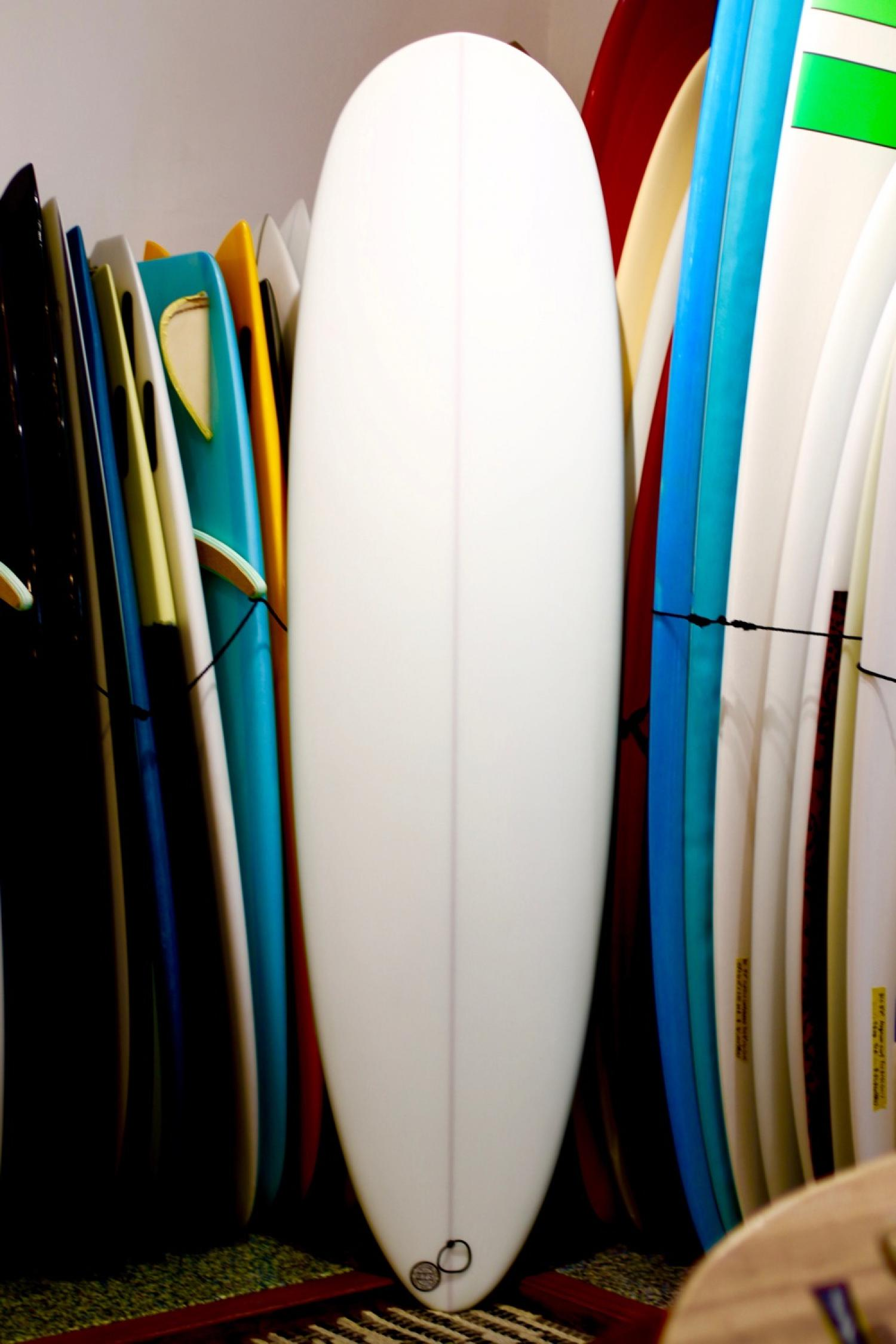7.0 Mighty Real deal surf design