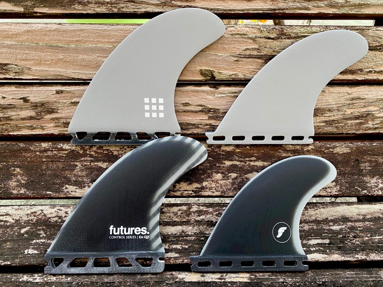 FUTURE FIN THERMO TECH F6 QUAD/QD2 400