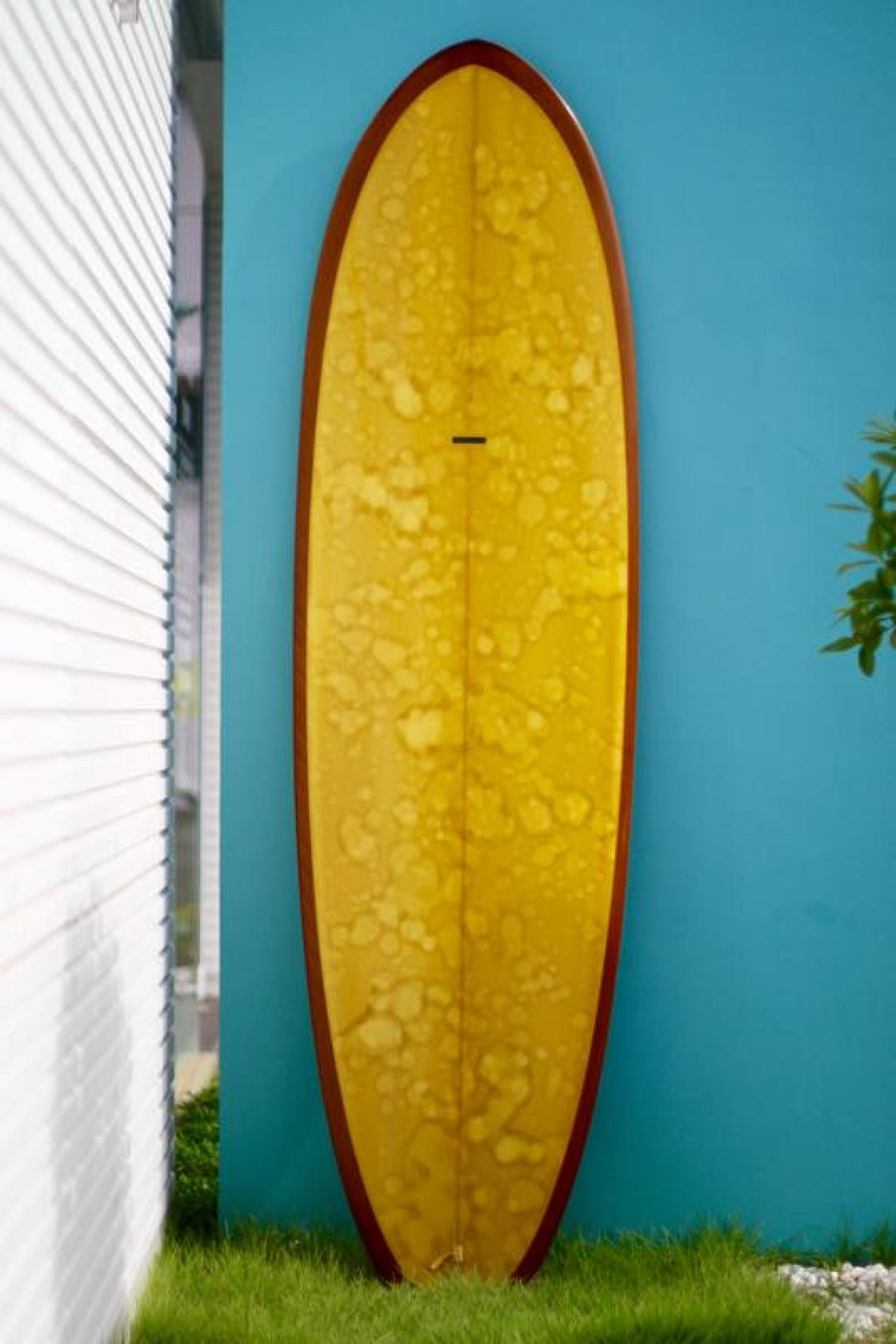 USED BOARDS (McCallum Surfboards Twin Keel Egg 7.0)