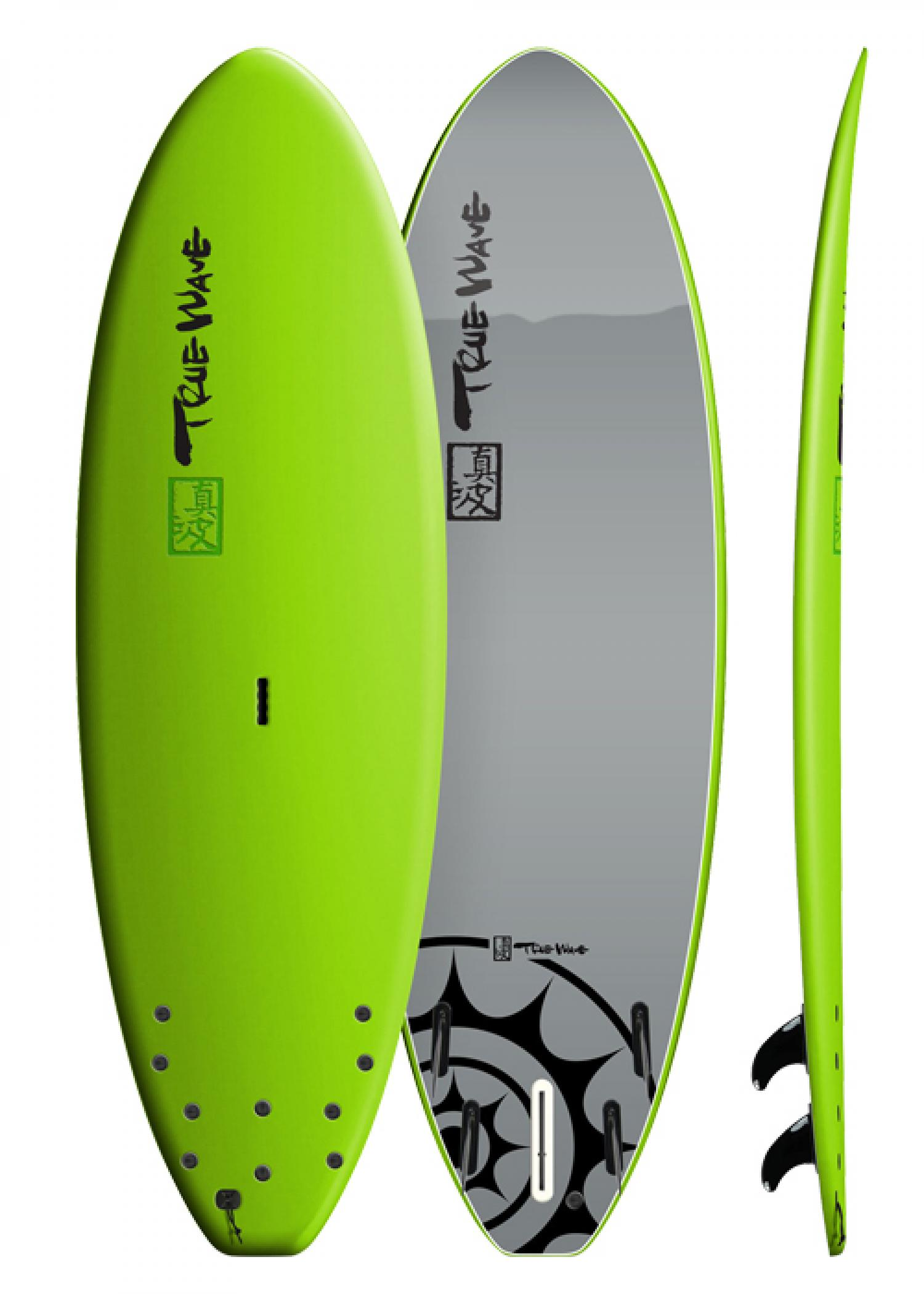 TRUE WAVE SUP 8.0 Apple Green