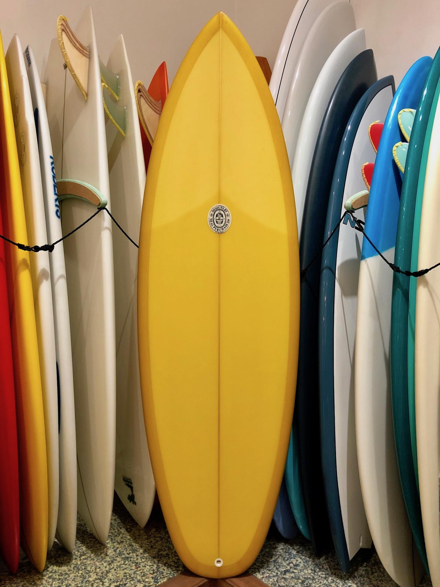 DUO 5.8 [Neal Purchase Jnr Surfboards]