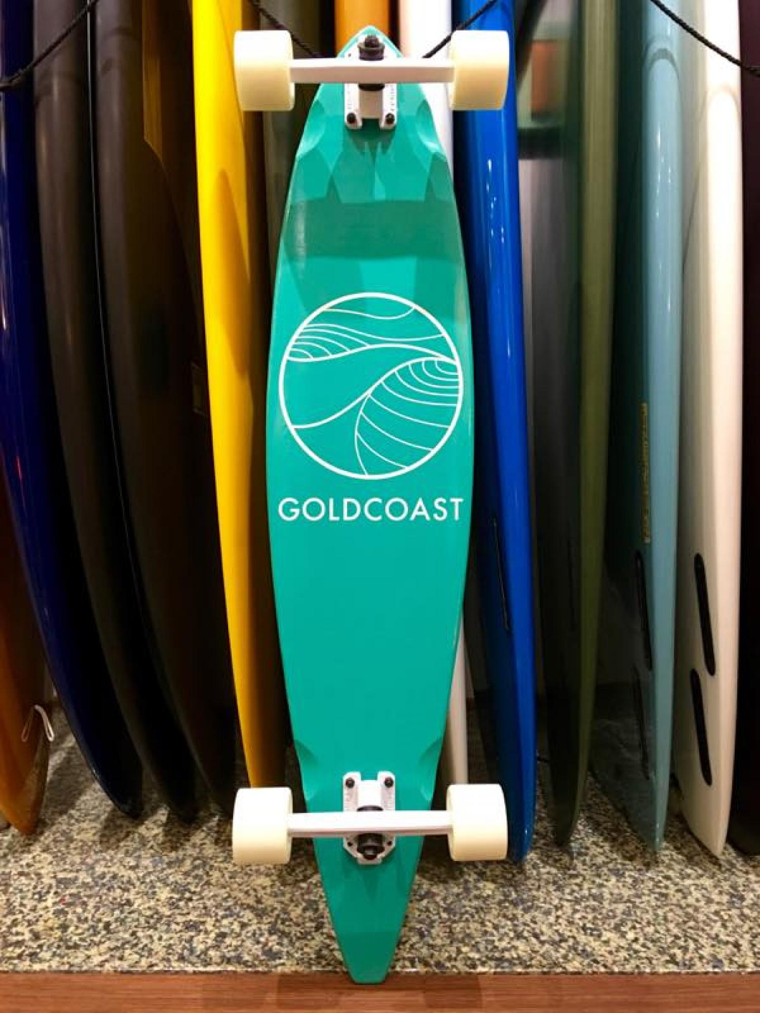 GOLD COAST CLASSIC TURQUOISE 40×9 inch
