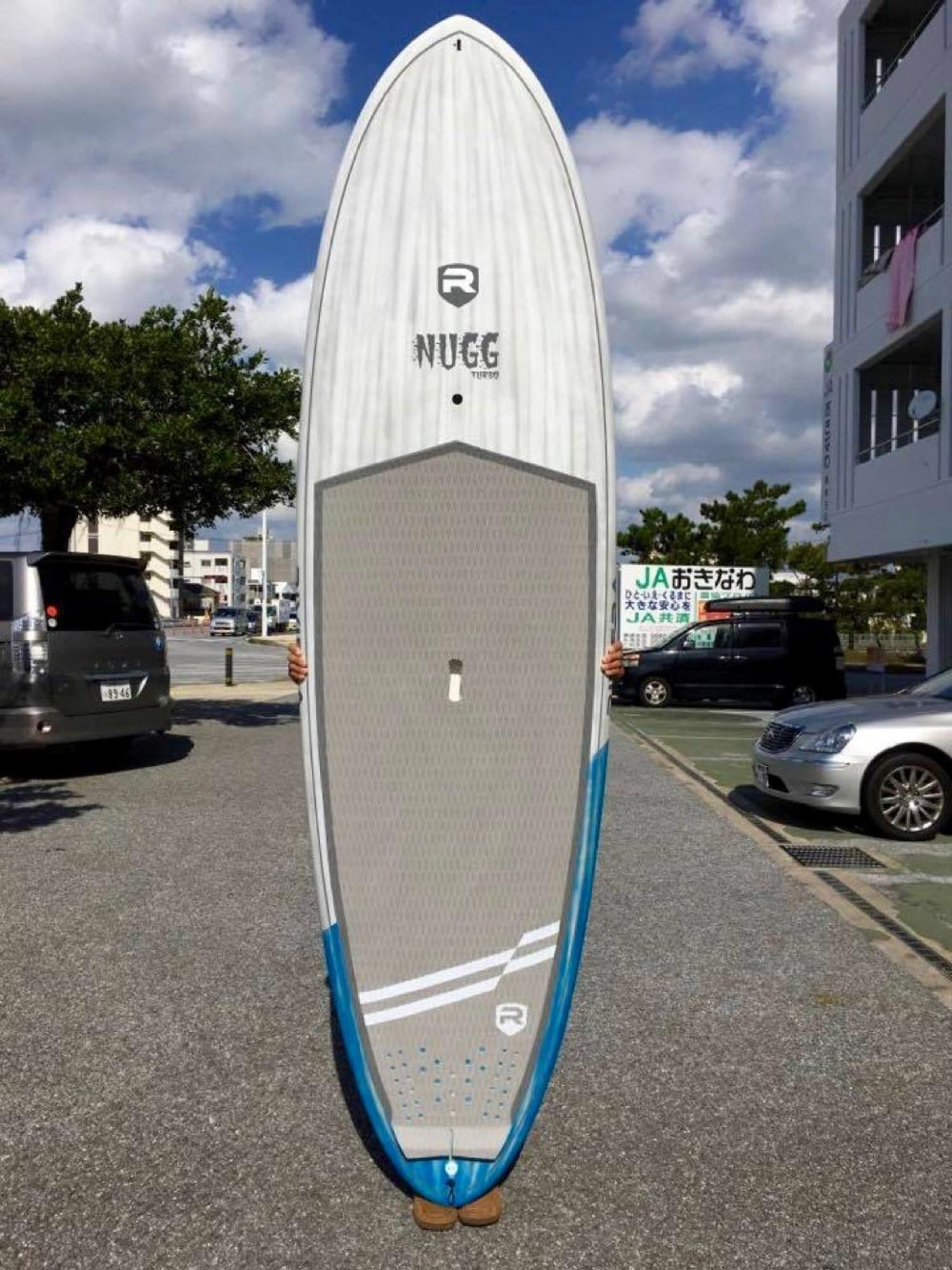 RIVIERA Paddle Surf TURBO NUGG 9.2