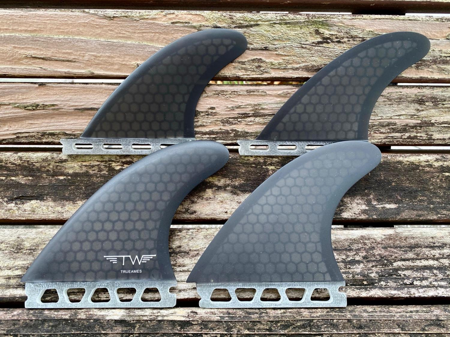 TYLER WARREN QUAD Single Tab Pickle【TRUE AMES FIN】