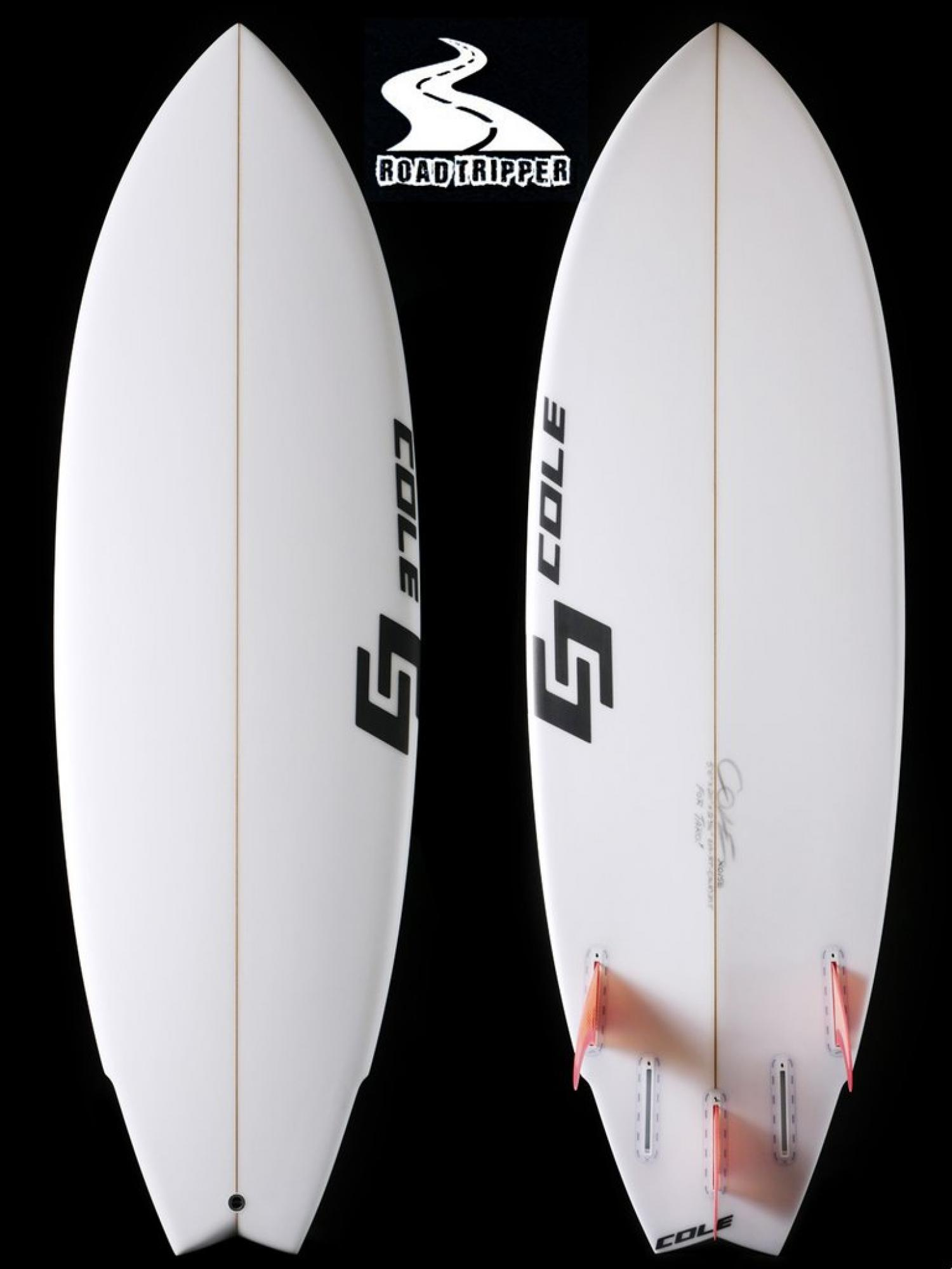 Road Tripper COLE SURFBOARDS Order accepted