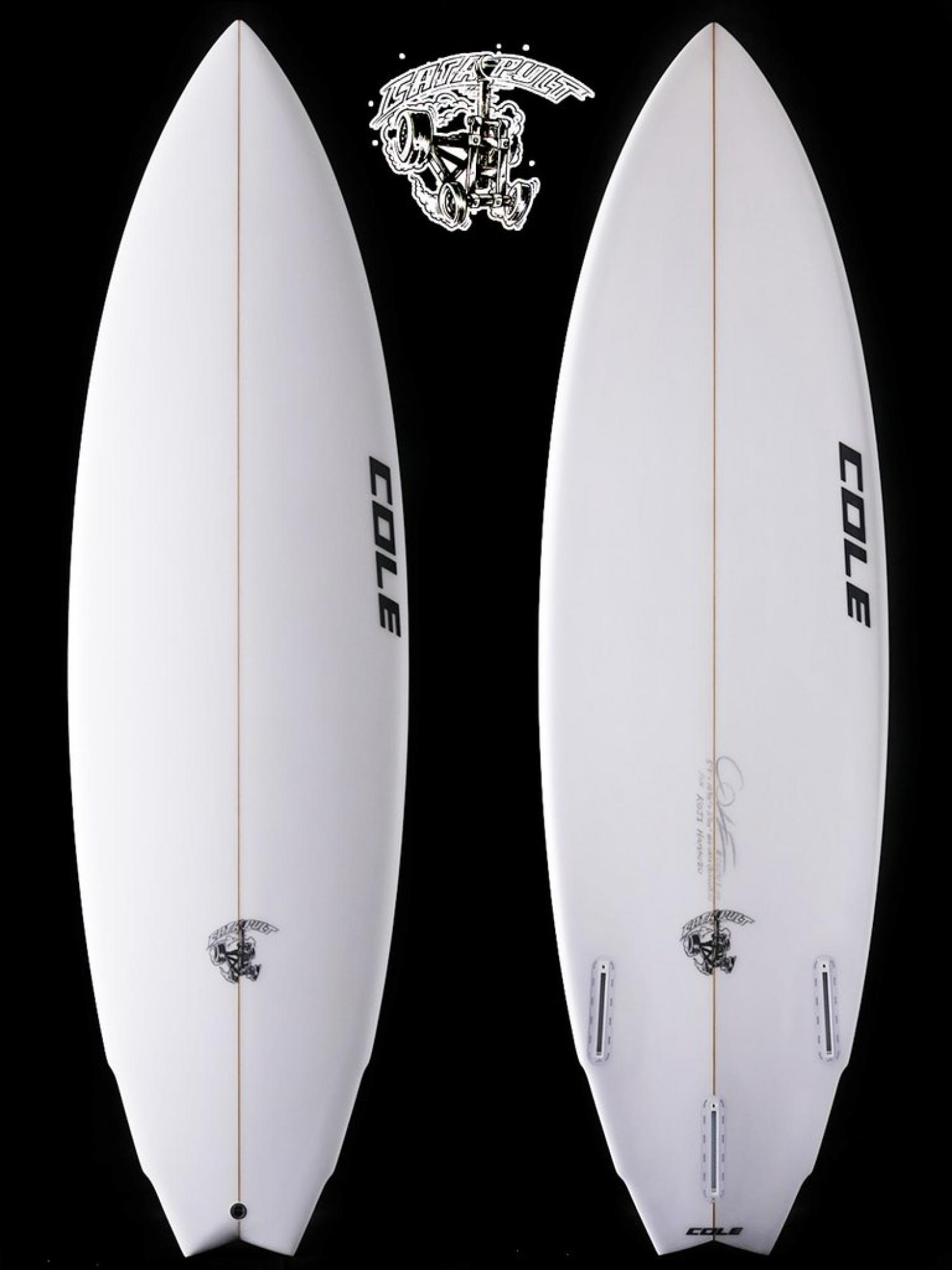 Catapult COLE SURFBOARDS Order accepted