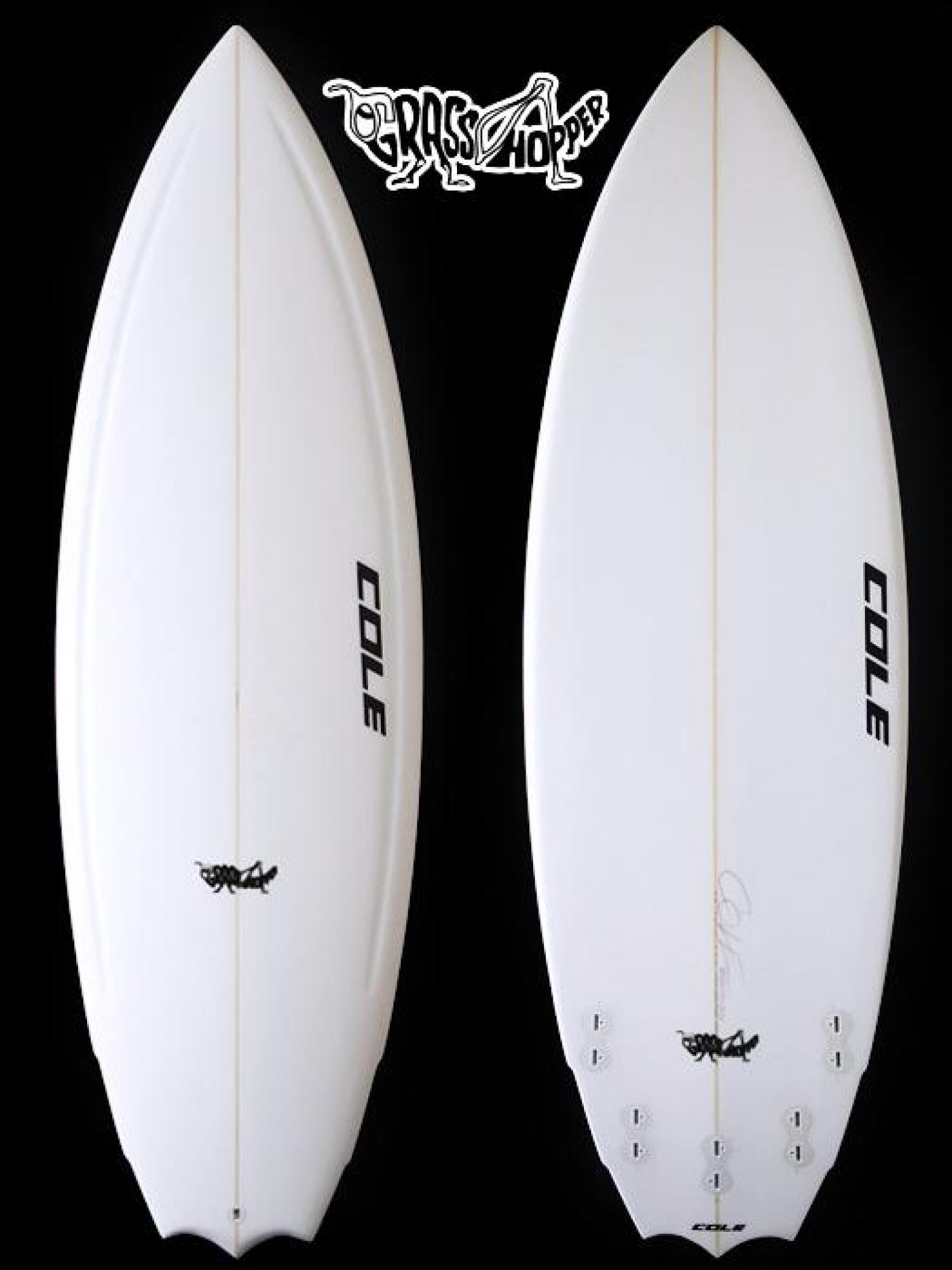 Grasshopper COLE SURFBOARDS Order accepted