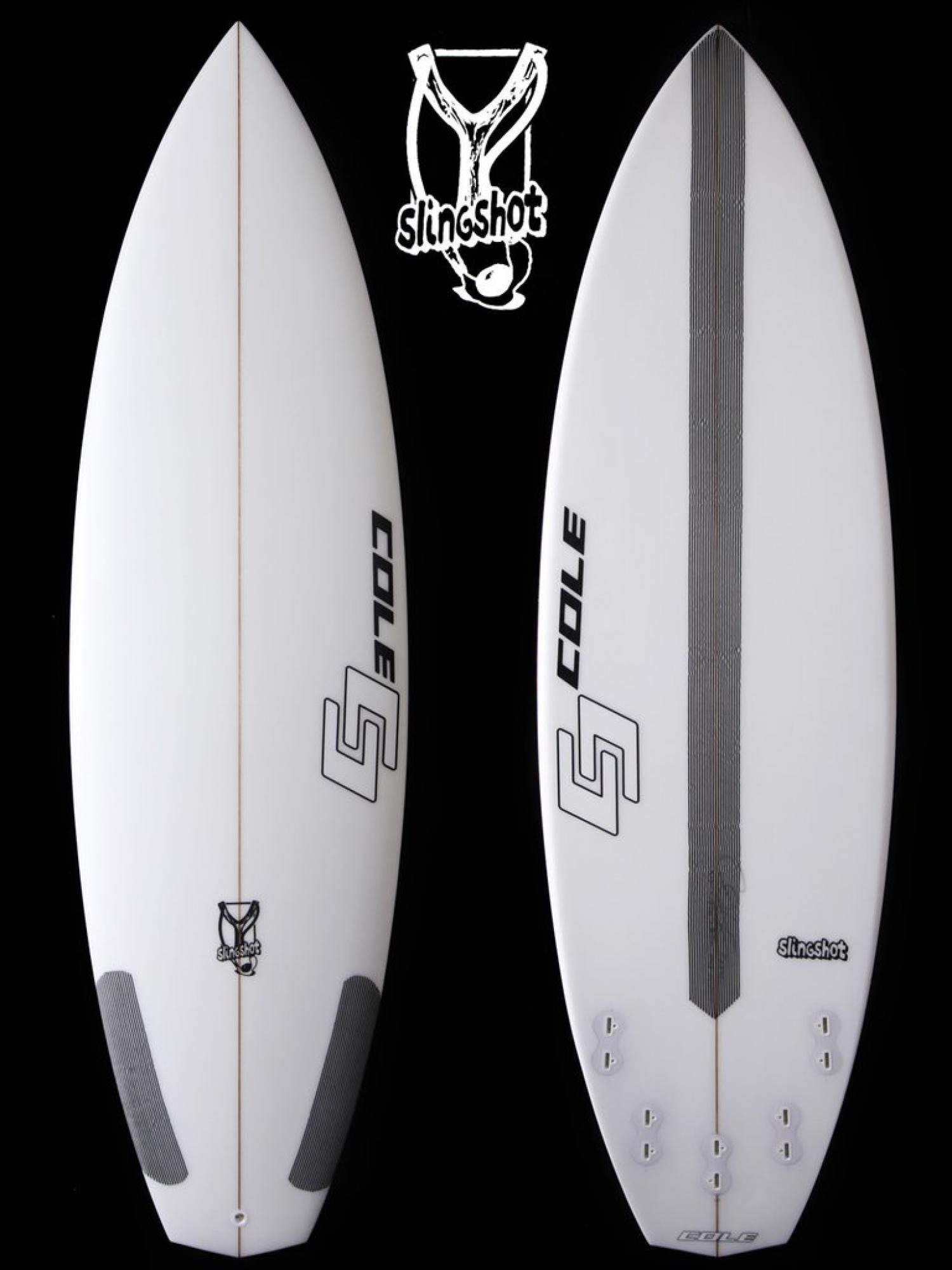 Slingshot COLE SURFBOARDS  Order accepted