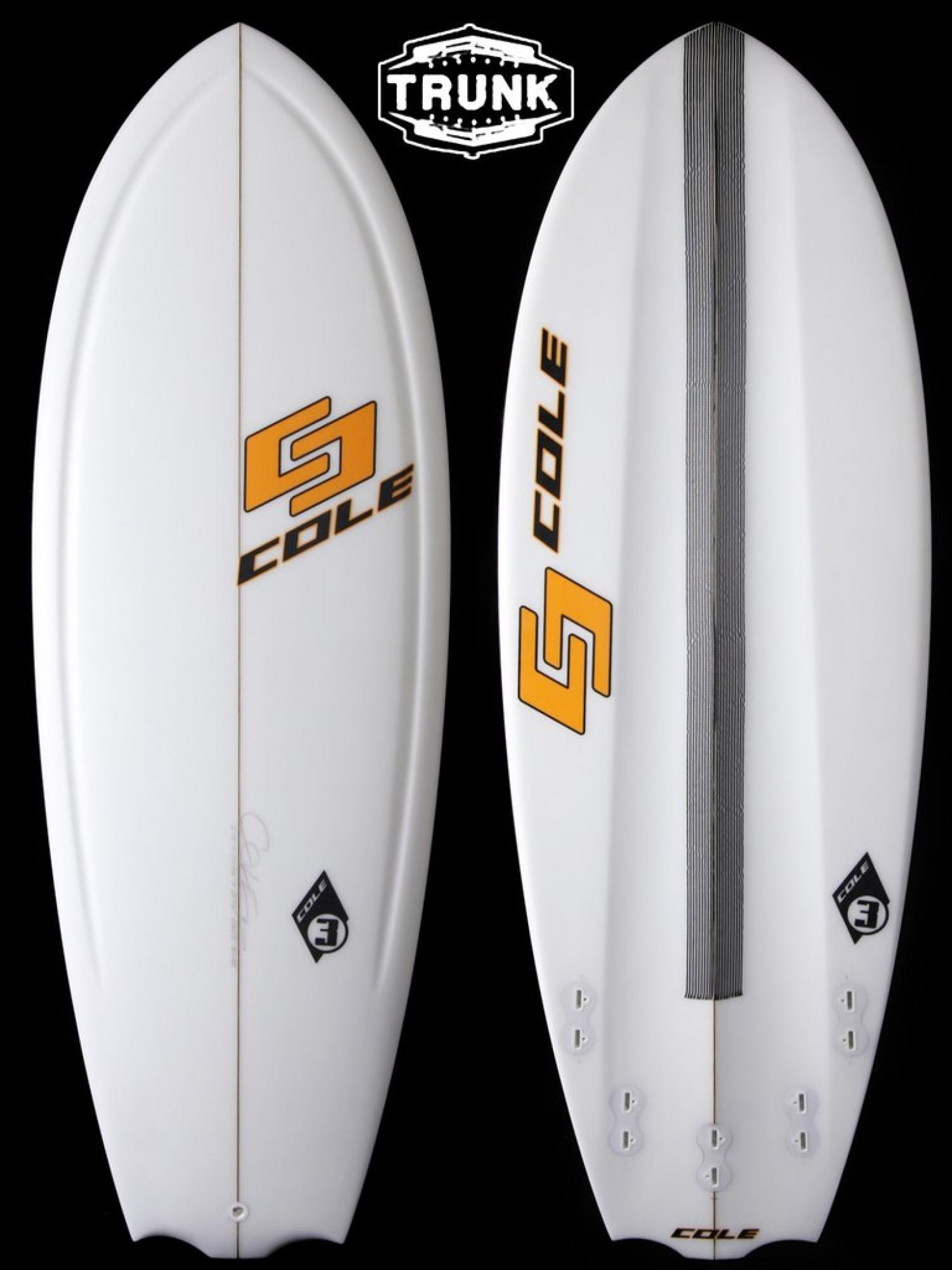 Trunk Board COLE SURFBOARDS  Order accepted