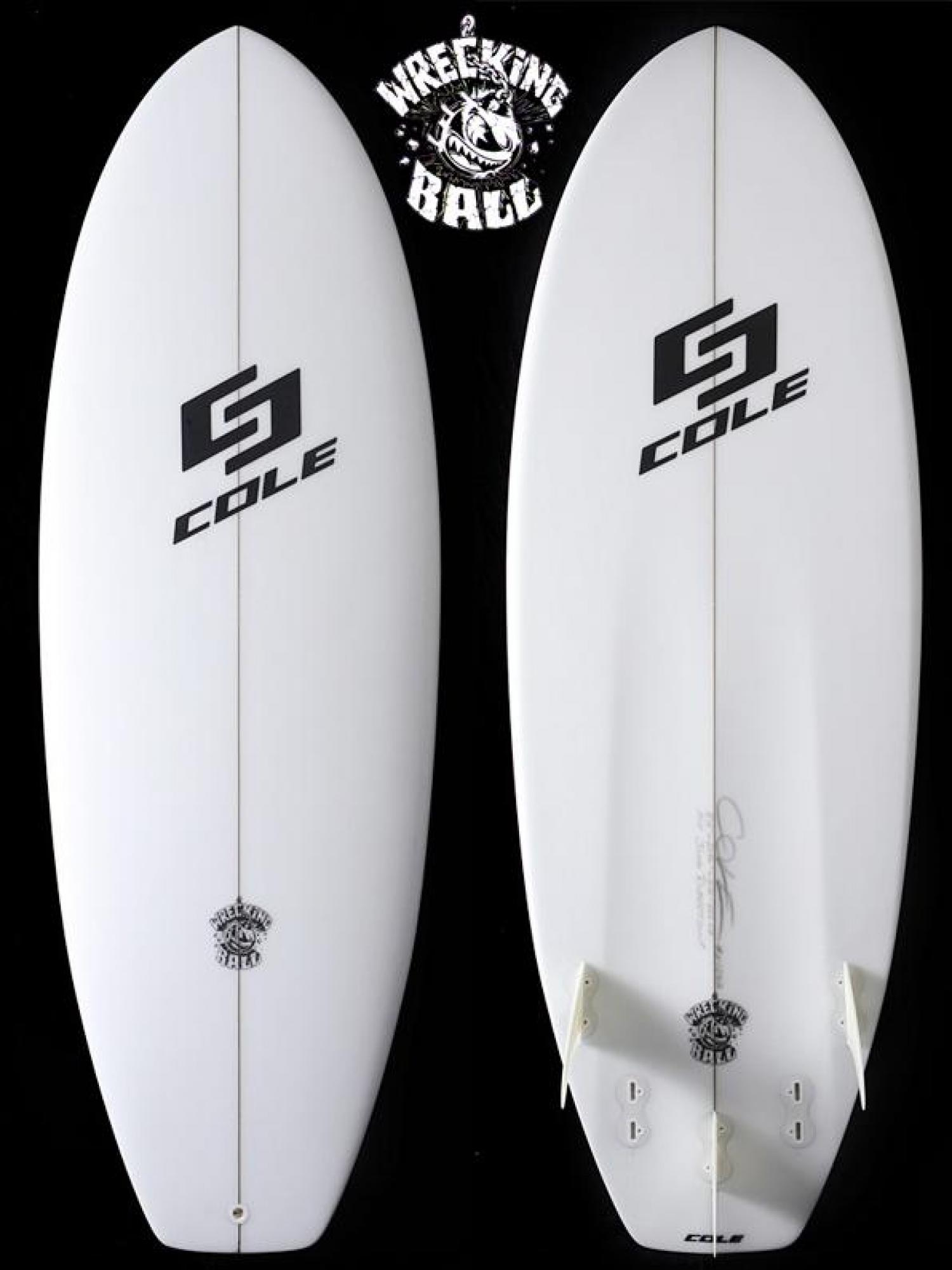 Wrecking Ball COLE SURFBOARDS  Order accepted
