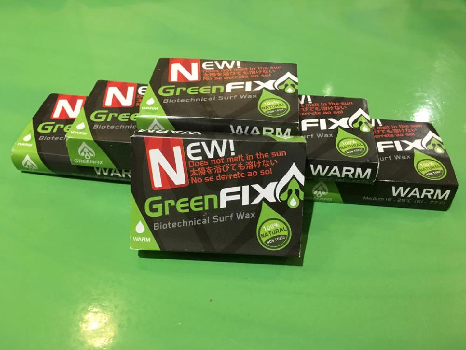 Green FIX WARM
