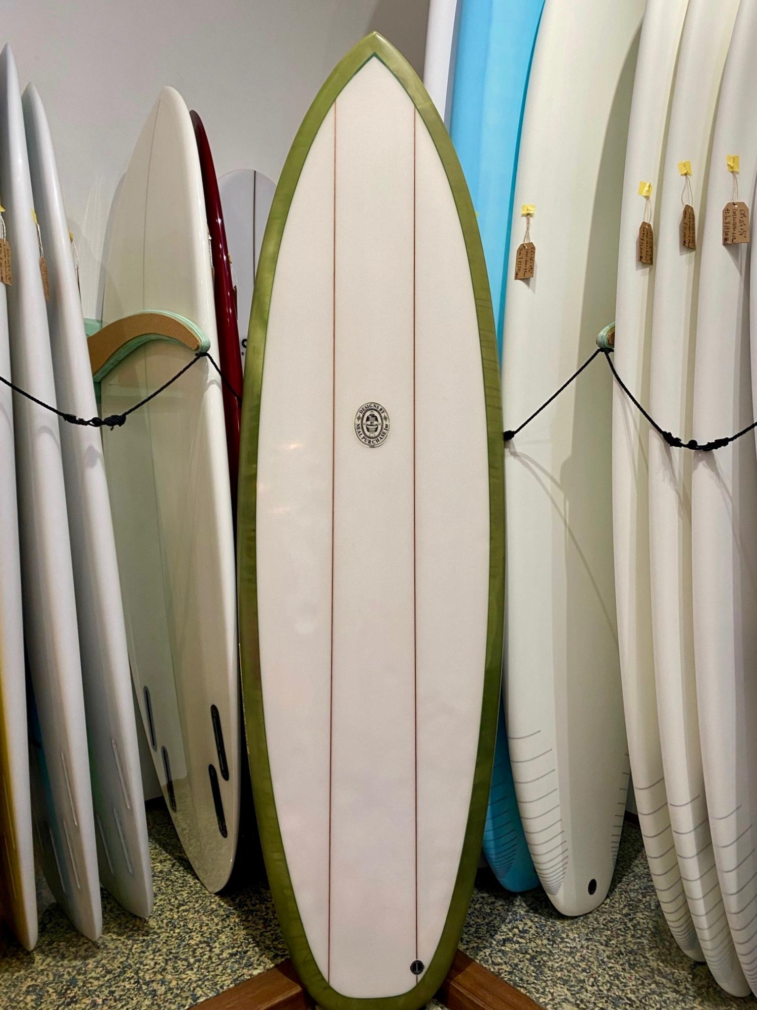 USED BOARDS DUO 5.8 [Neal Purchase Jnr Surfboards]