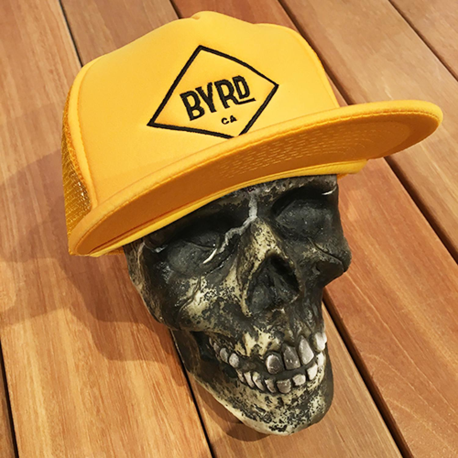 BYRD CAP GOLD