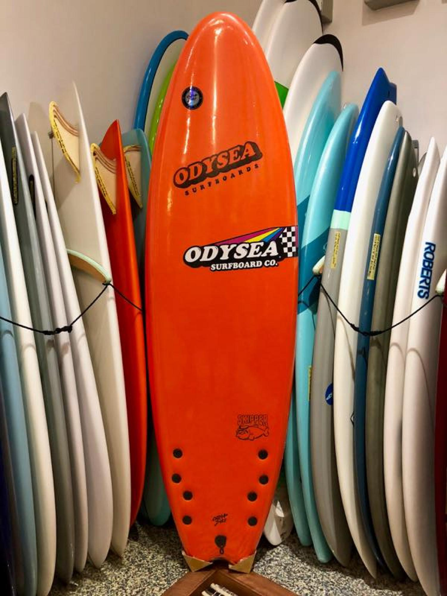 Odysea Skipper Fish 6.6 SPORTIF ORANGE 全国送料無料