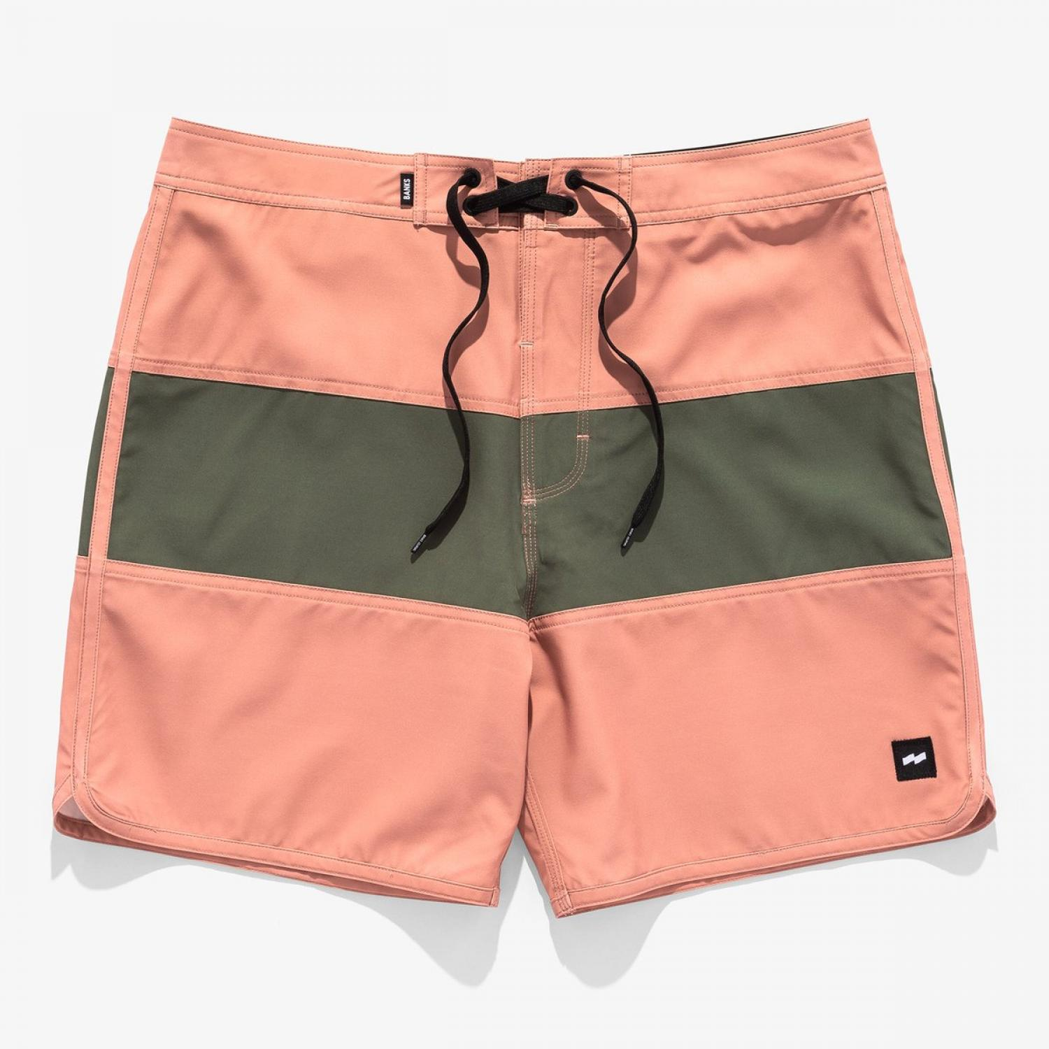 BANKS JOURNAL BANKSIA BOARDSHORT 17inch