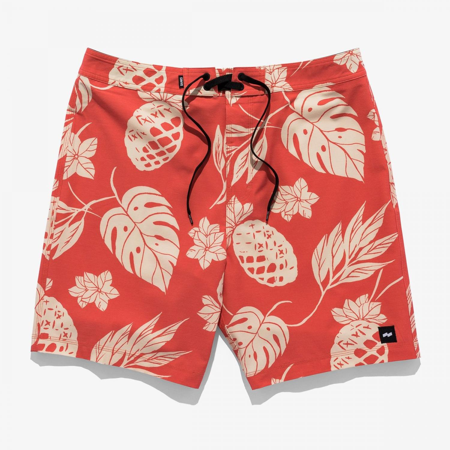 BANKS JOURNAL CANYONS BOARDSHORT 17inch