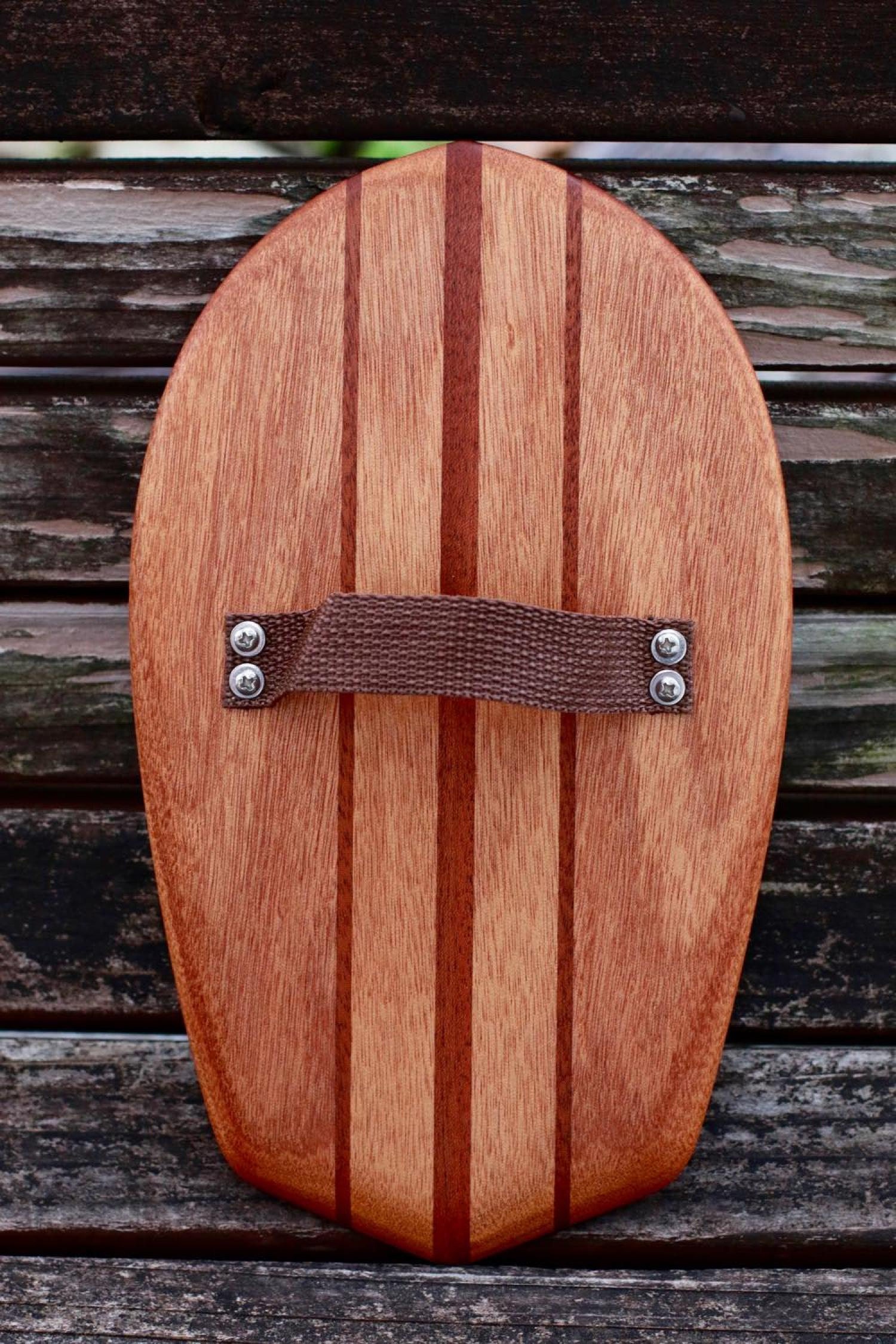 Almond TRIPLE-STRINGER HANDPLANE