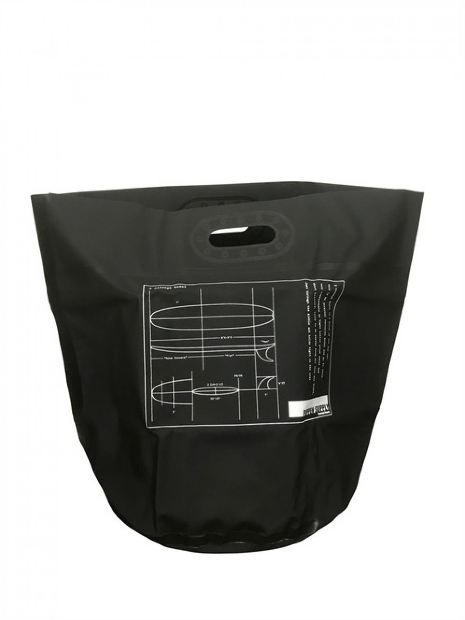 P SUPPLY. TARP BAG 35L BLK