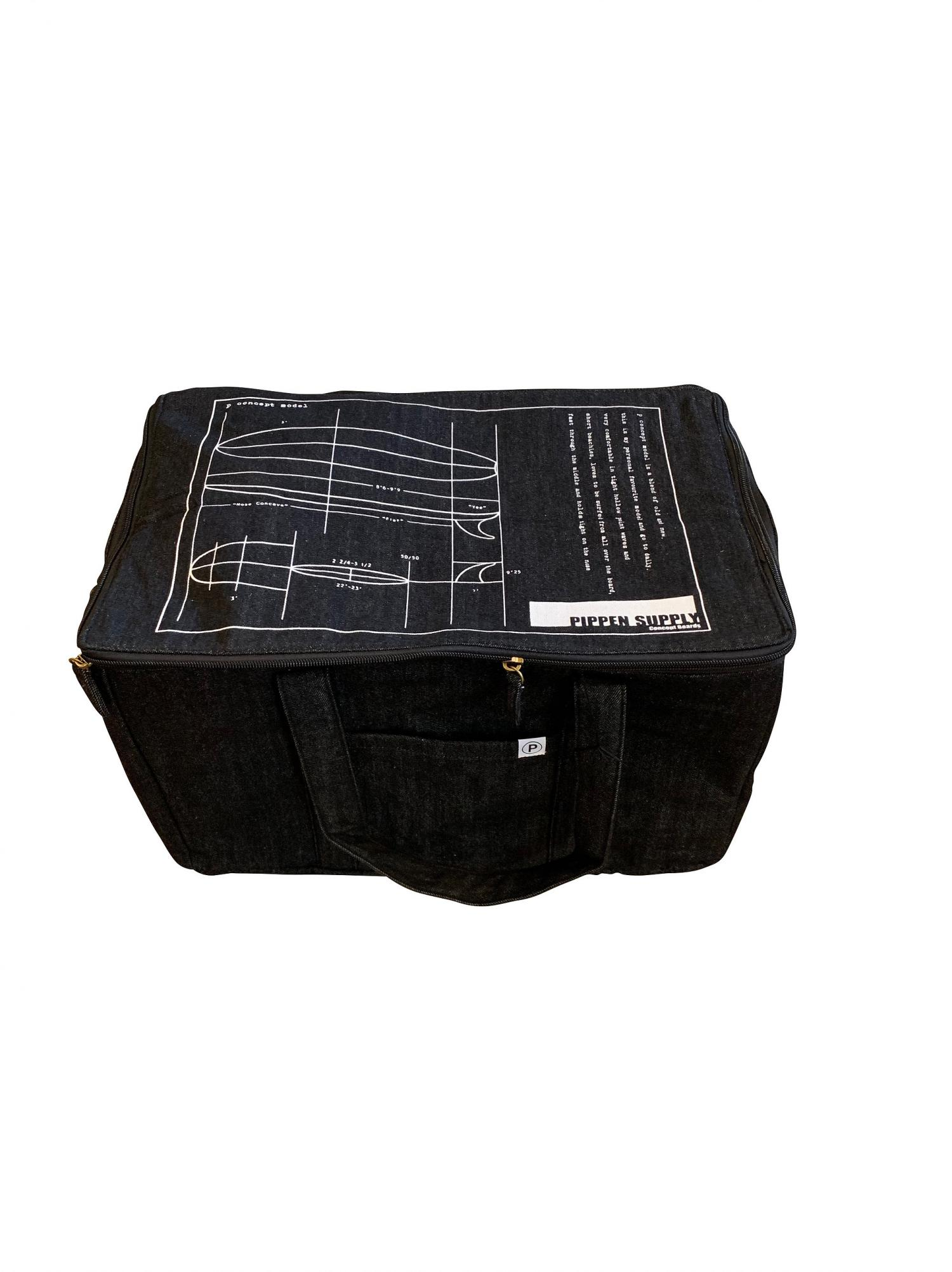 P SUPPLY. Plastic tank case and cold storage carry case