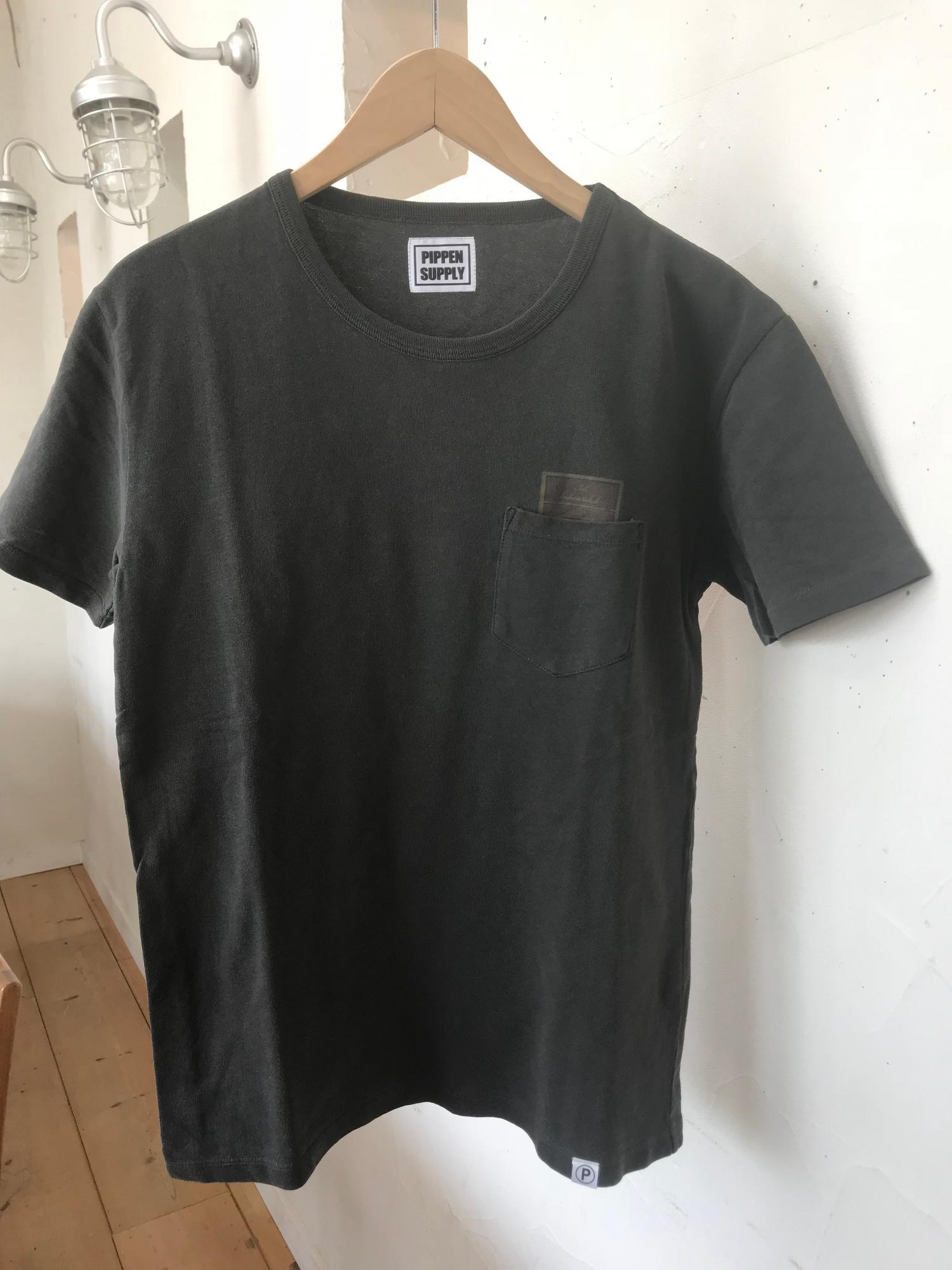 P SUPPLY. LILIN TEE Charcoal