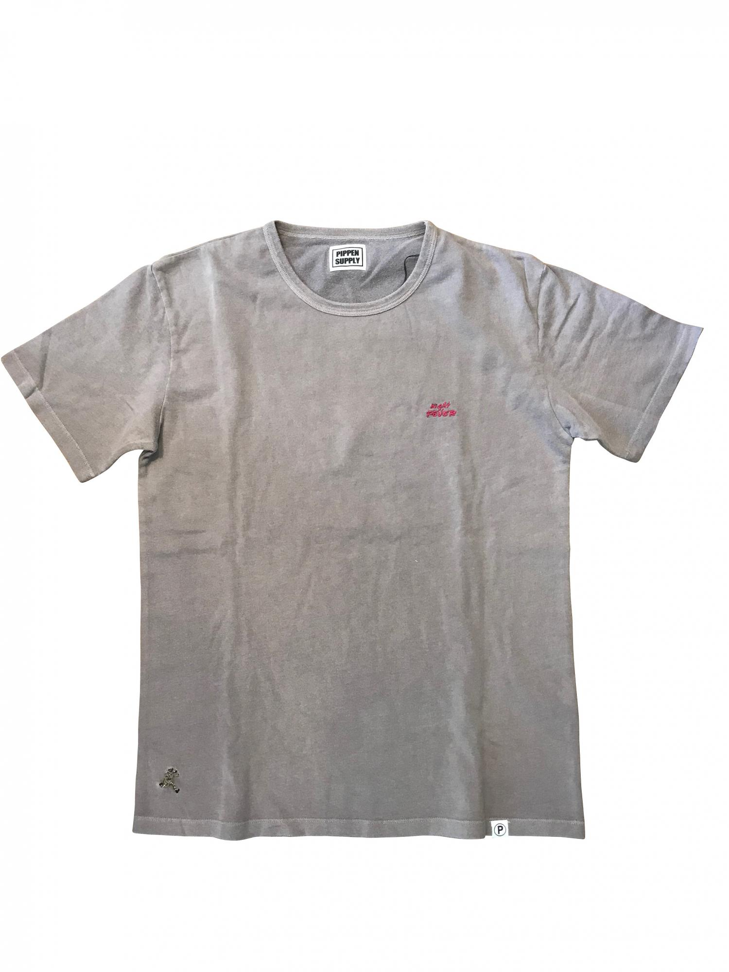 P SUPPLY. Night Fever TEE Light gray