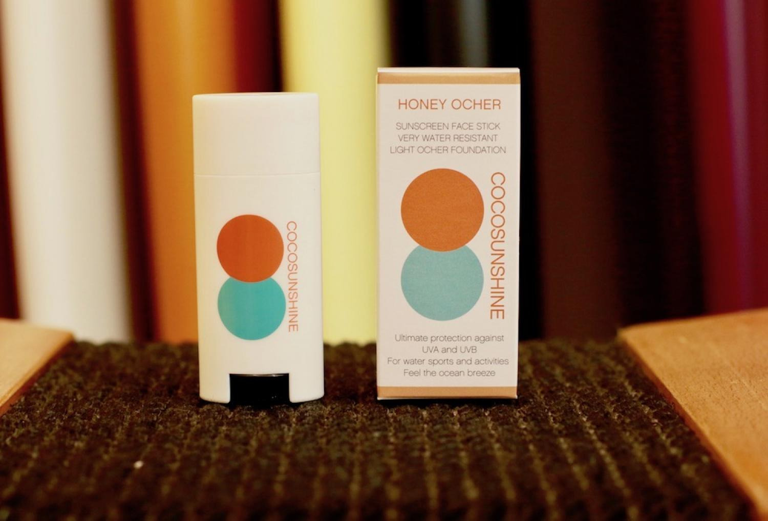 COCOSUNSHINE  SPF45 PA++ Honey OCHER