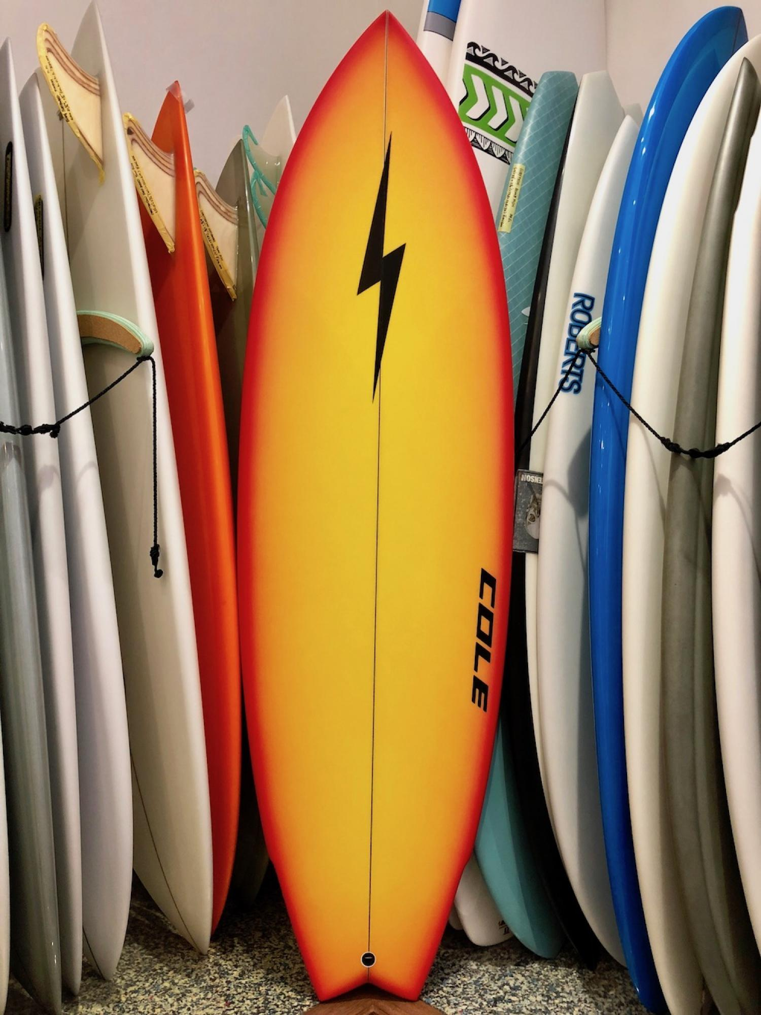 Road Tripper COLE SURFBOARDS 5.7