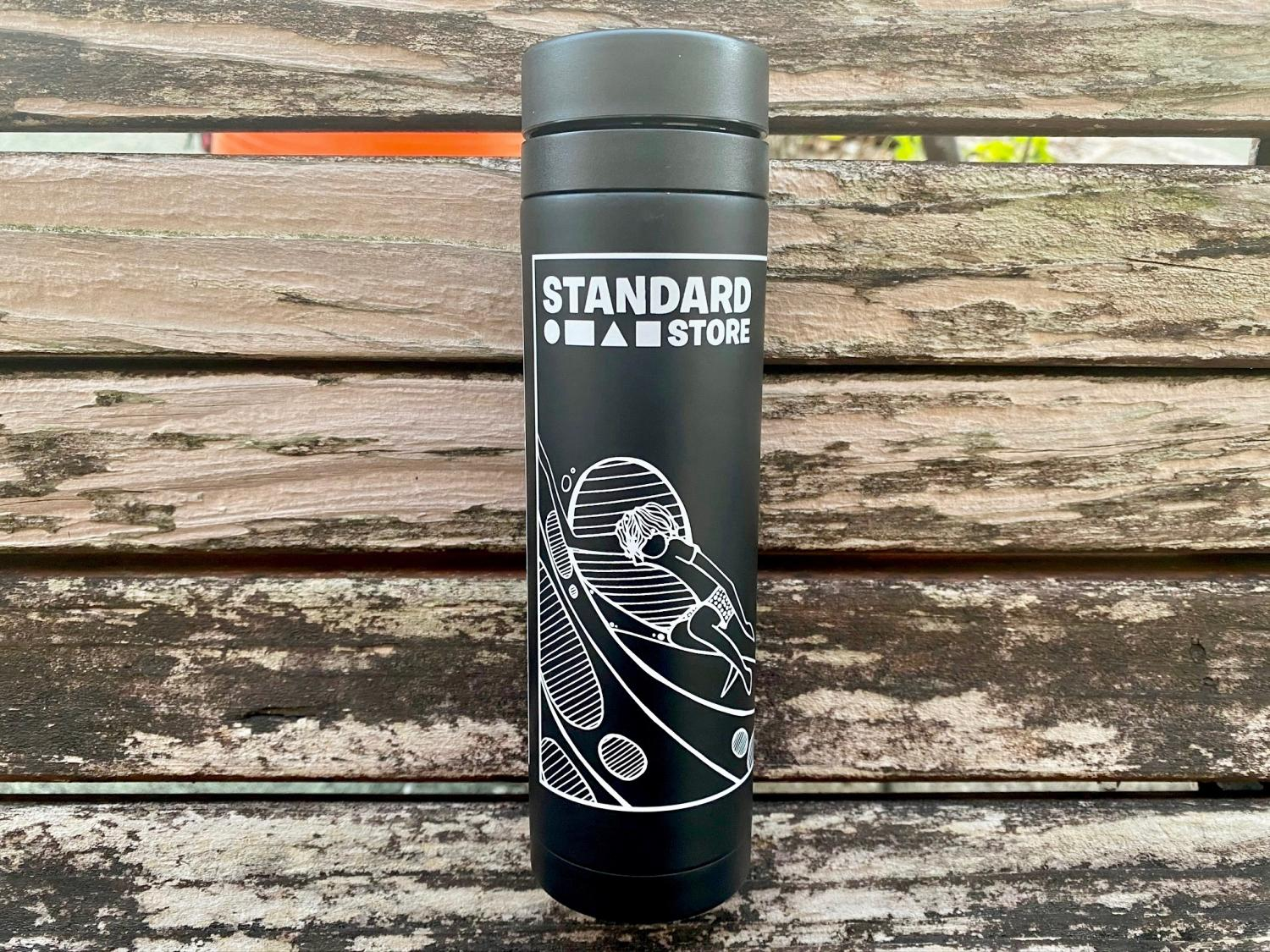 STANDARD ORIGINAL THERMO MUG ANDY LOGO