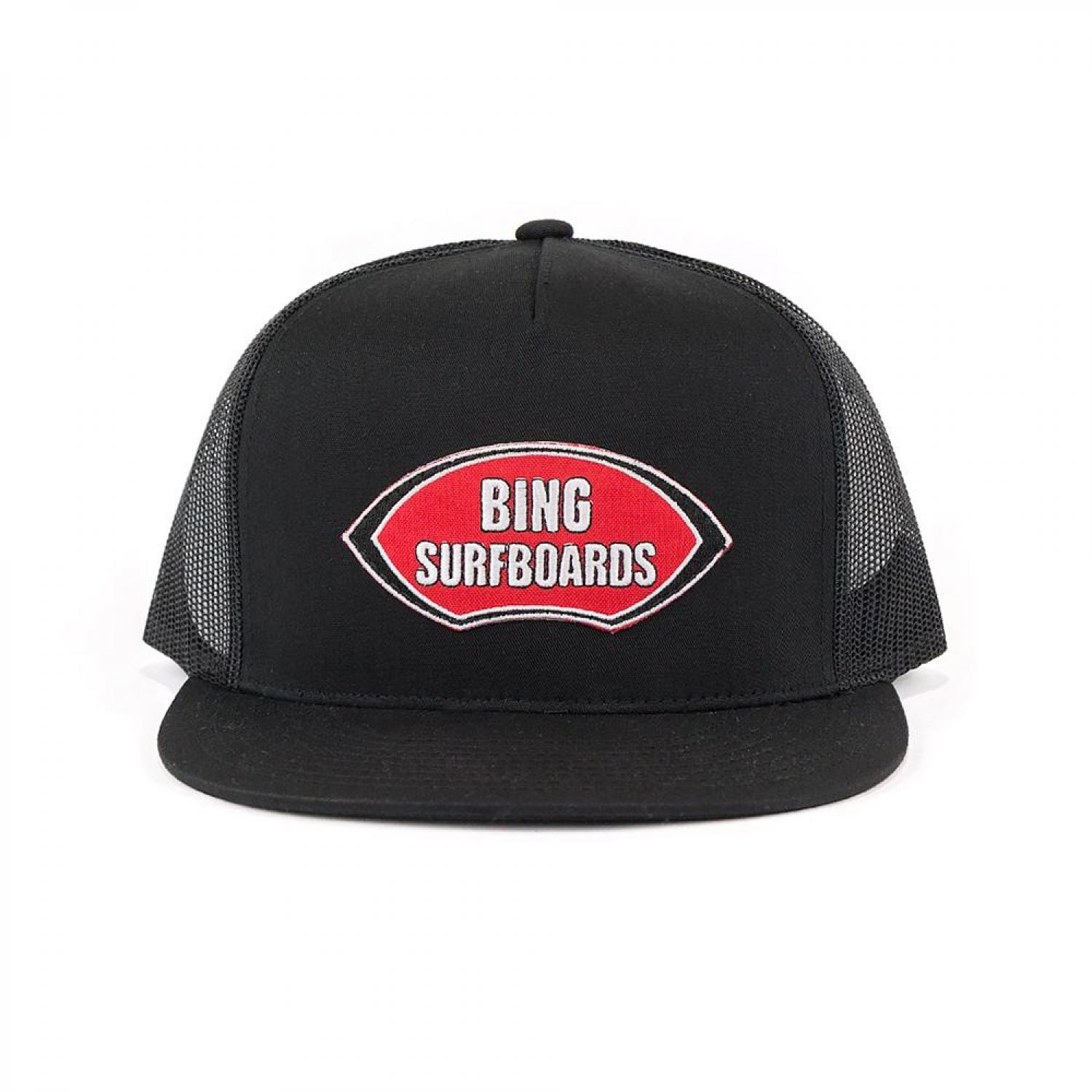 BING NOSERIDER PATCH PREMIUM TRUCKER HAT