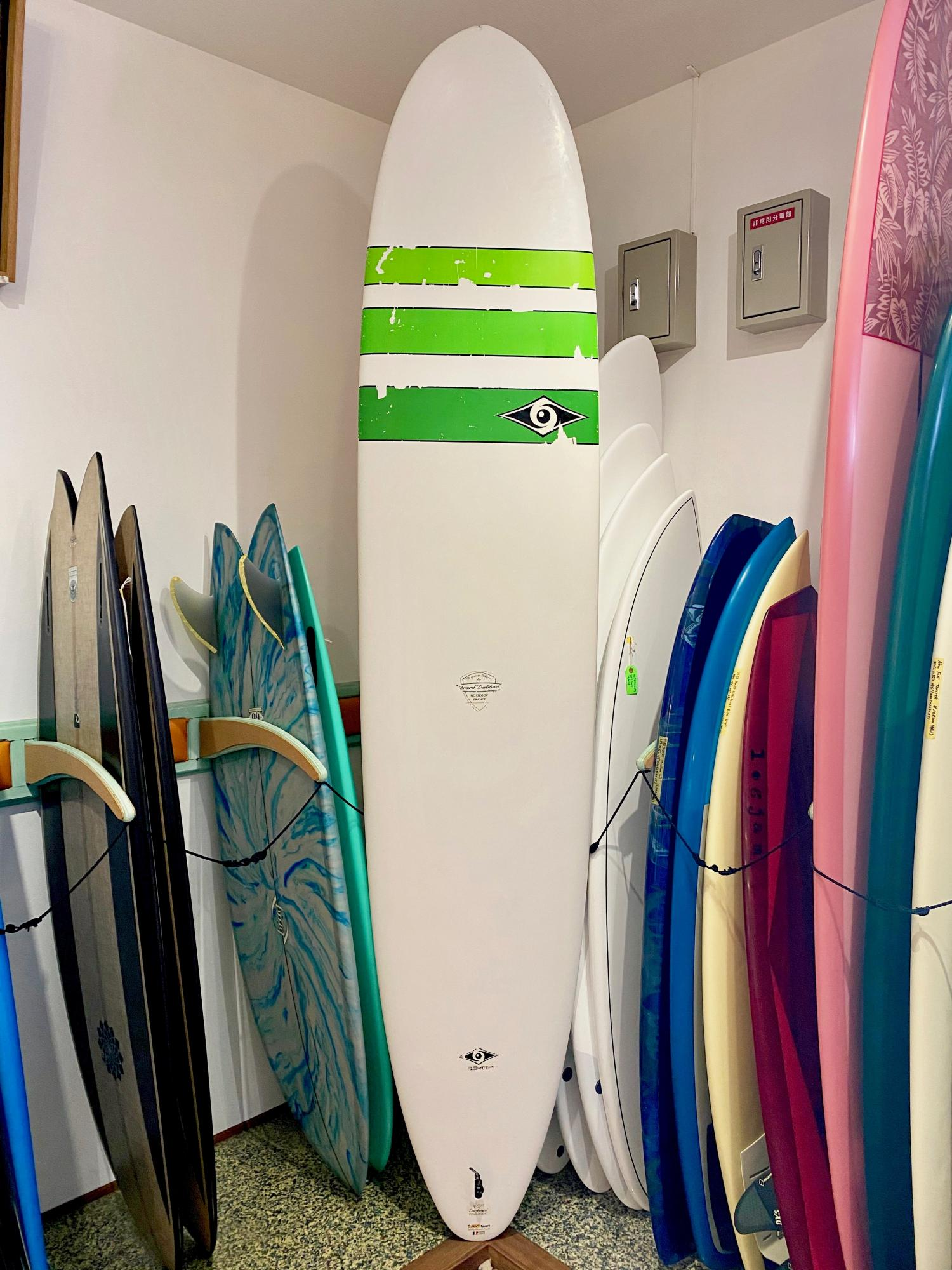 USED BOARDS (BIC SURF BOARDS 9.0 Longboard )