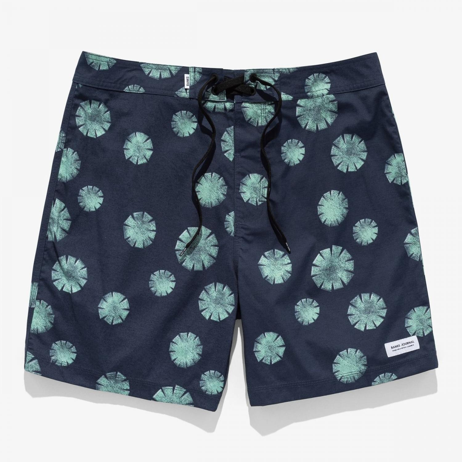 BANKS JOURNAL VENTURA BOARDSHORT 17inch