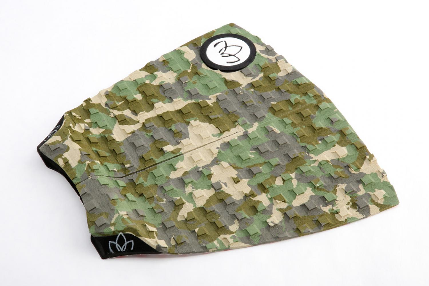 TAIL PAD 2PIECE FLAT CAMO [STAY COVERED]