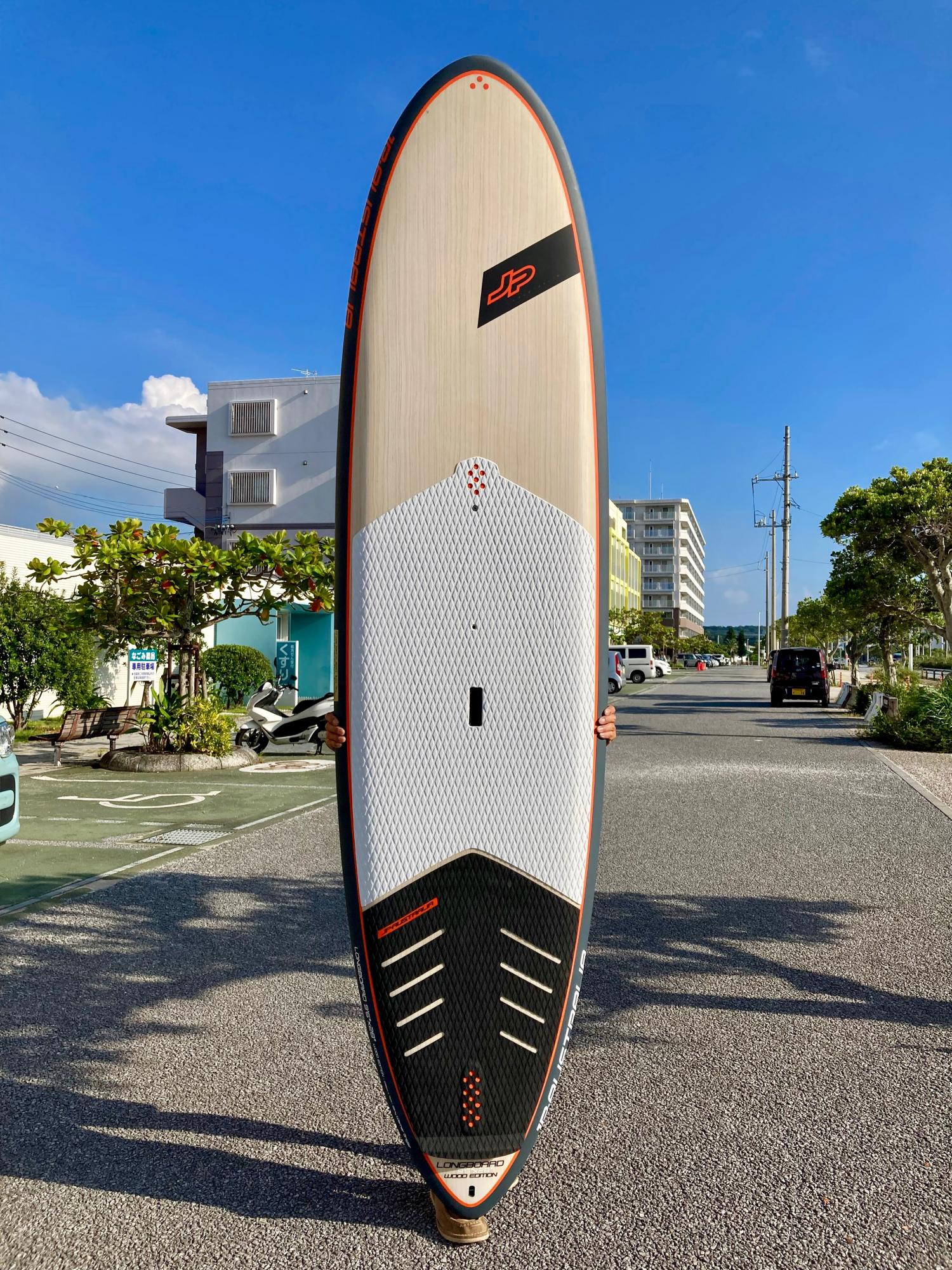 USED SUP BOARDS (JP SURF 8.0)