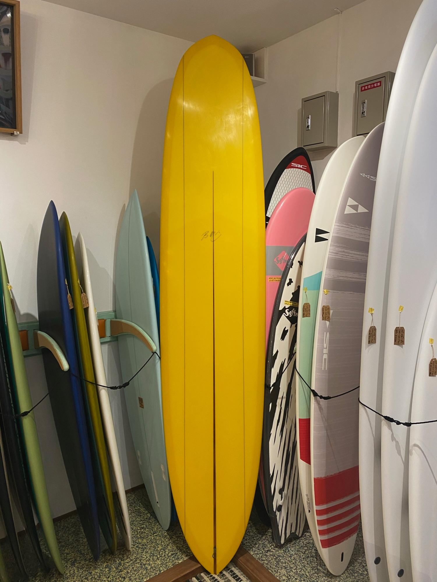 Mitsven Surfboards San Diego Egg Quad 6.10