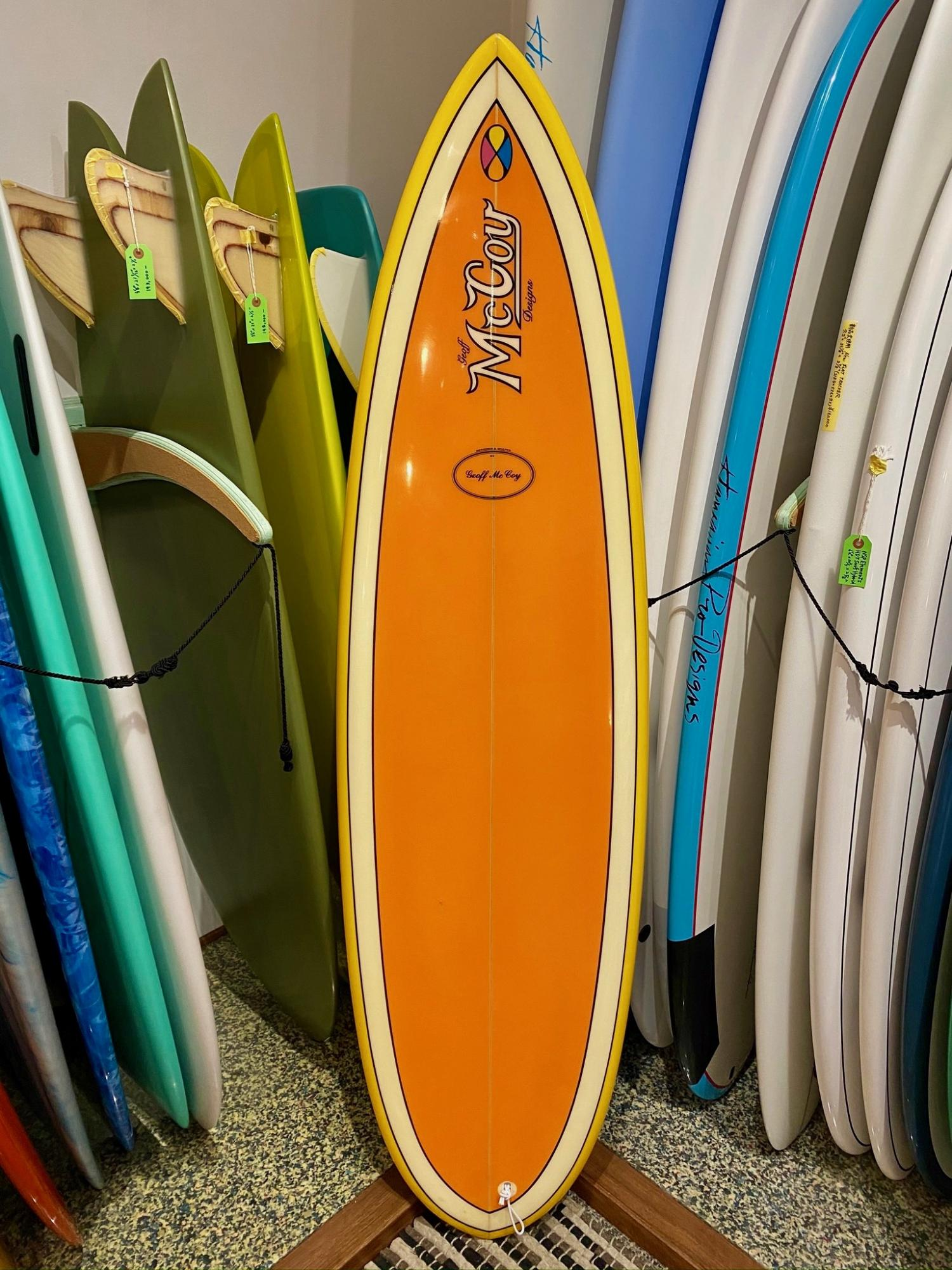 USED BOARDS (Channel Islands CI FISH 5.8)