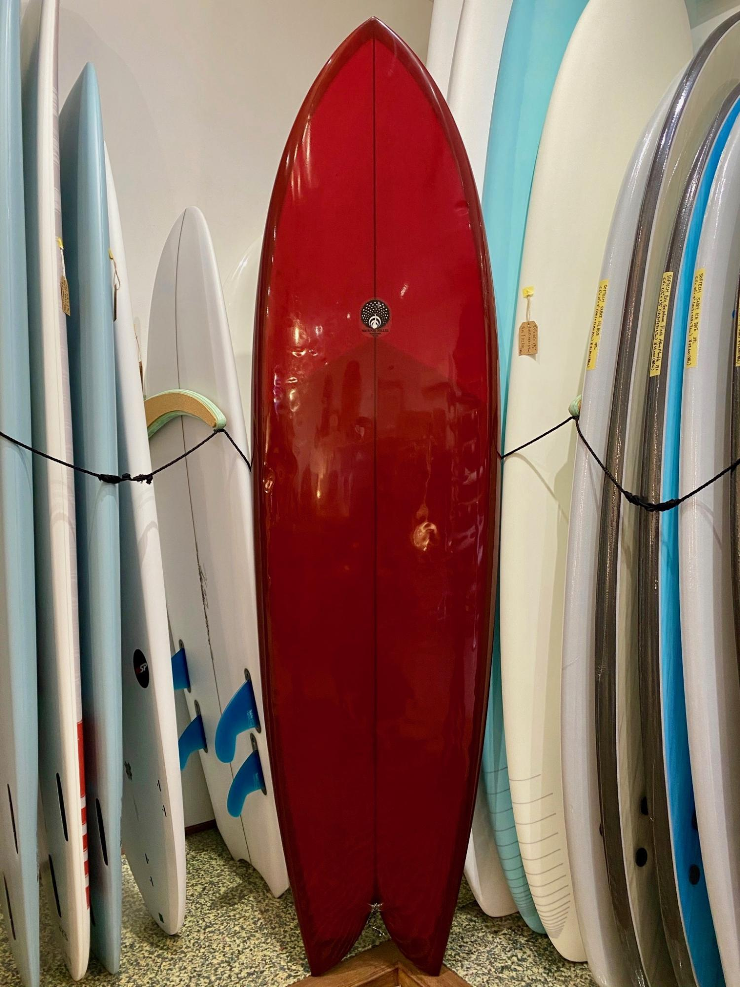 USED BOARDS (DRIFTER 6.5 Michael Miller Surfboards)