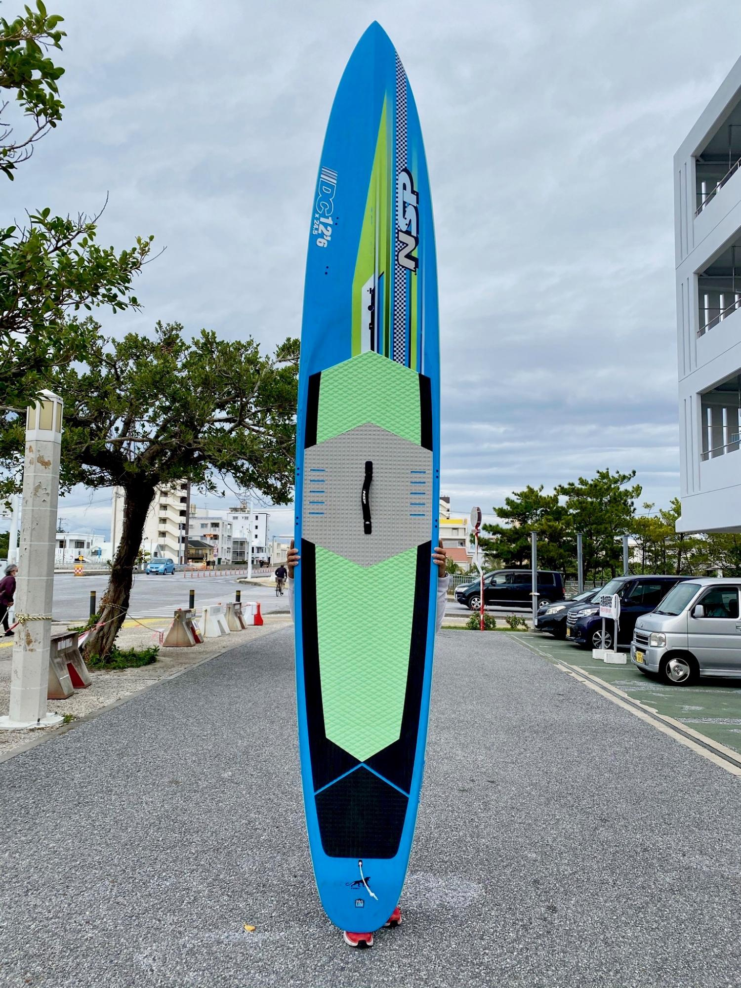 USED SUP (NSP DC RACE 12.6 PUMA PRO CARBON 2017)
