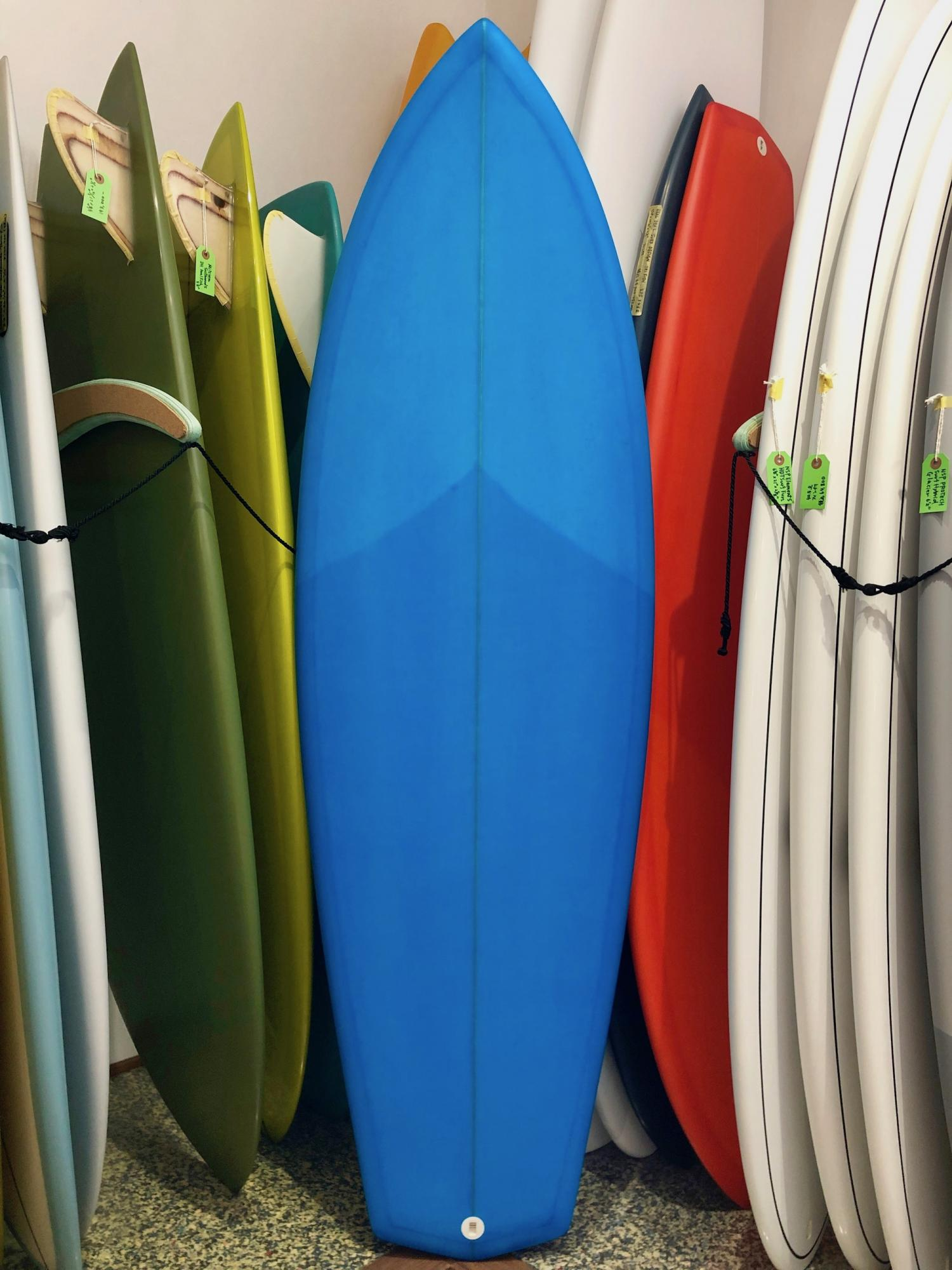 RMD SURFBOARDS 5.8 Fire ball