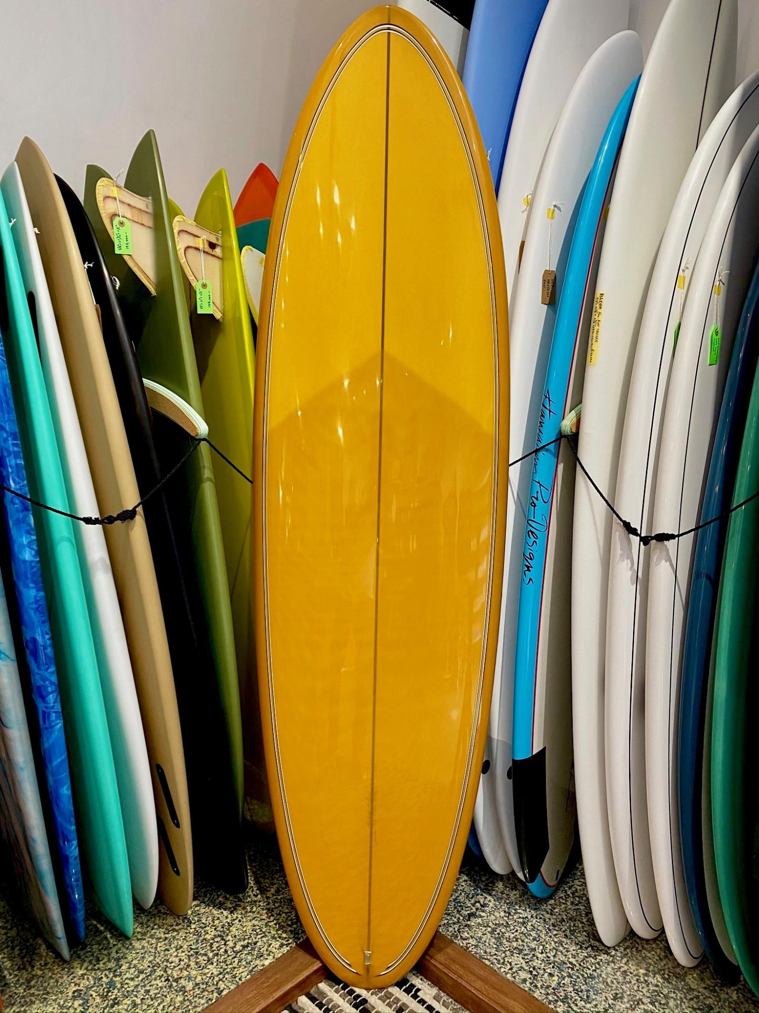 6.8 Frye Egg Michael Miller Surfboards