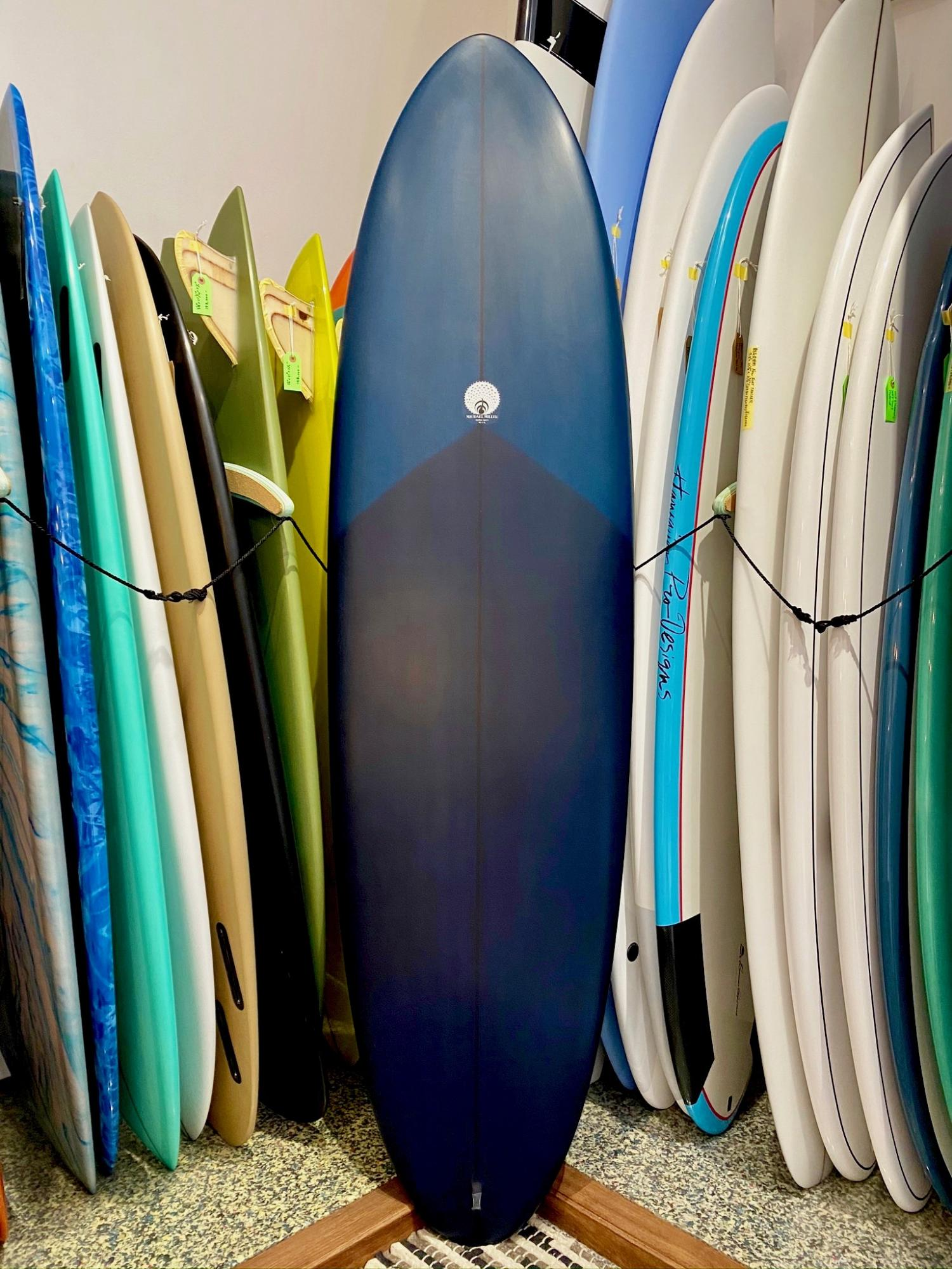 6.10 Frye Egg Michael Miller Surfboards