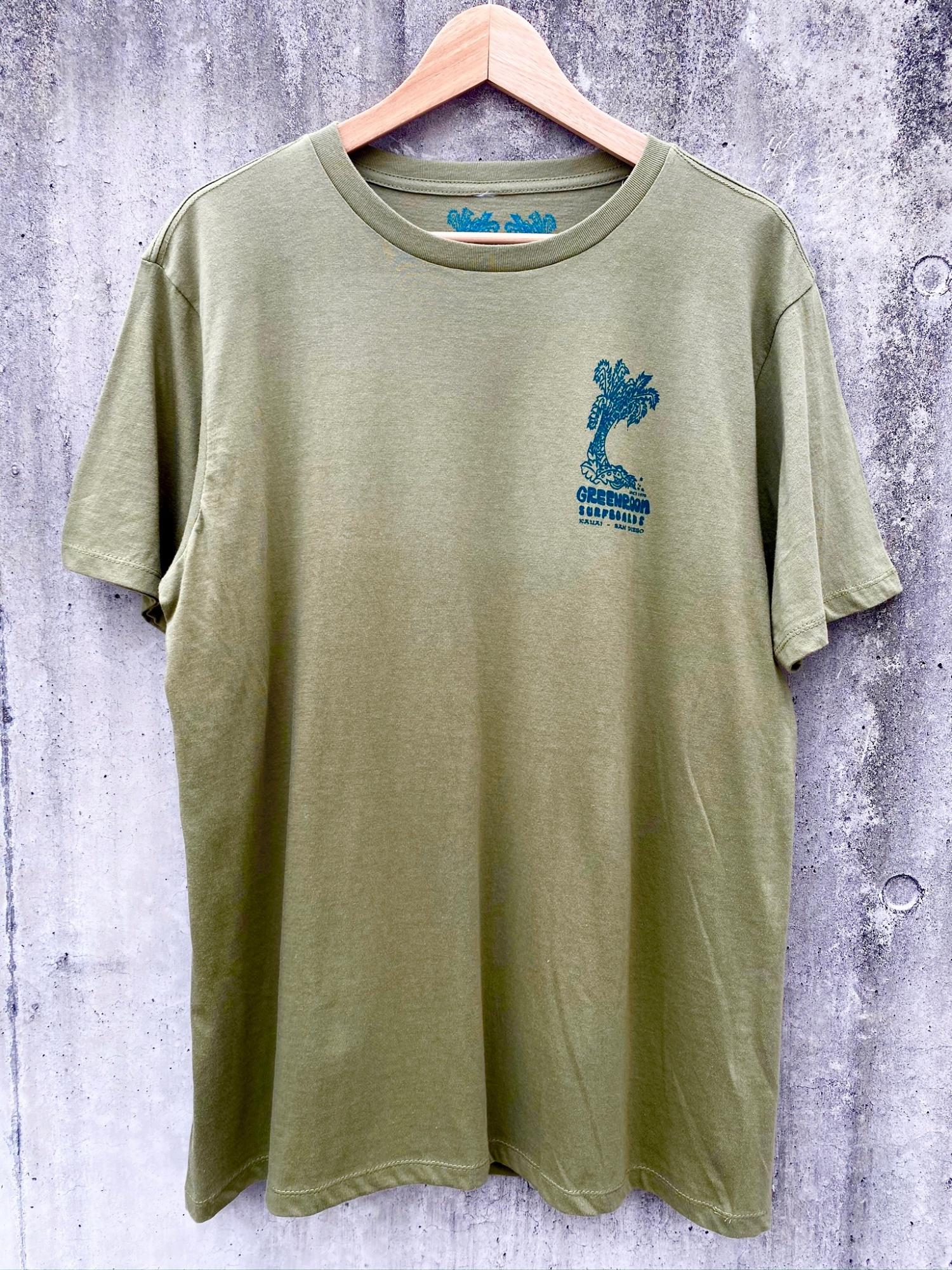 Pavel Surfboards Greenroom T-Shirt